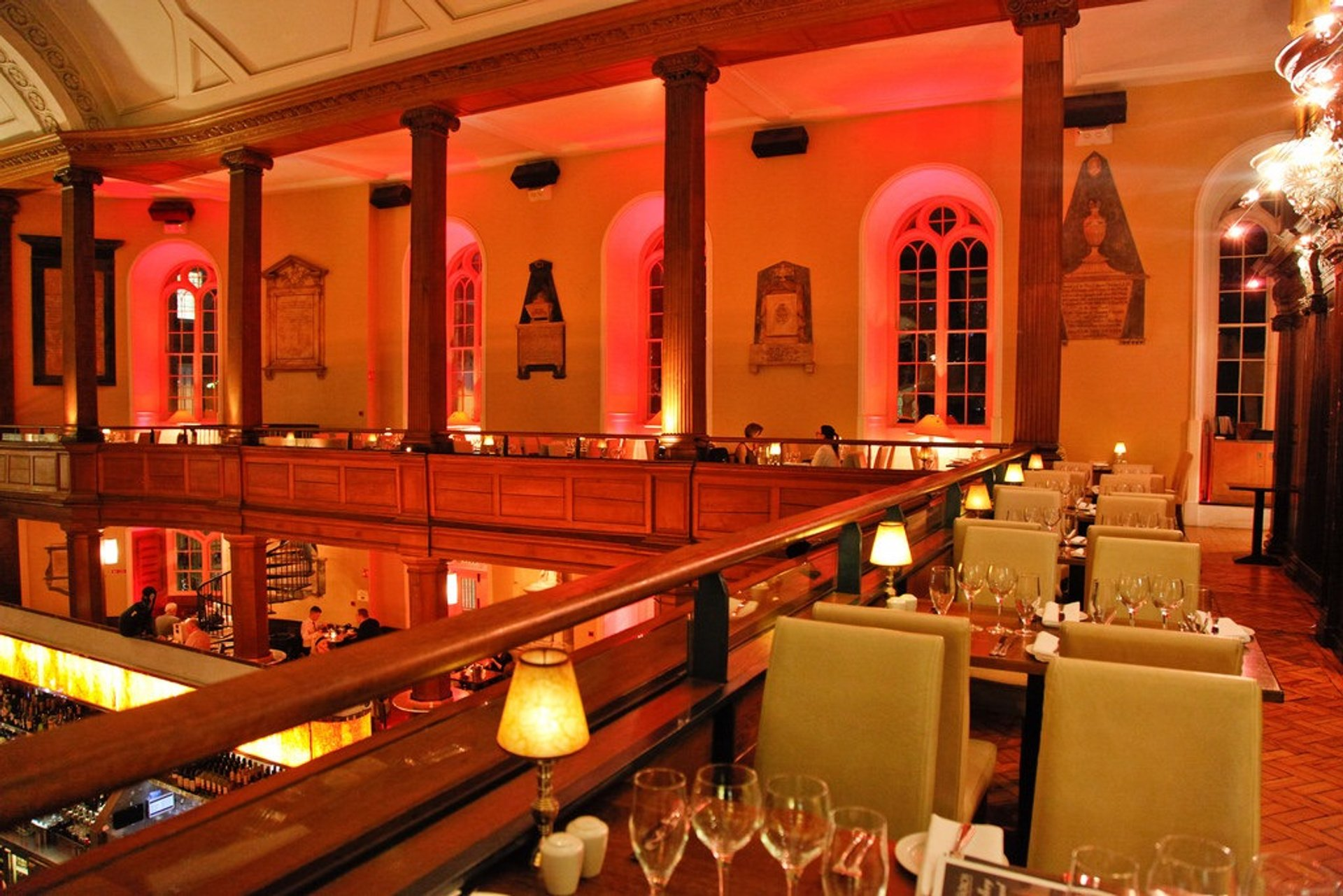 The Church Bar in Dublin - Best Season