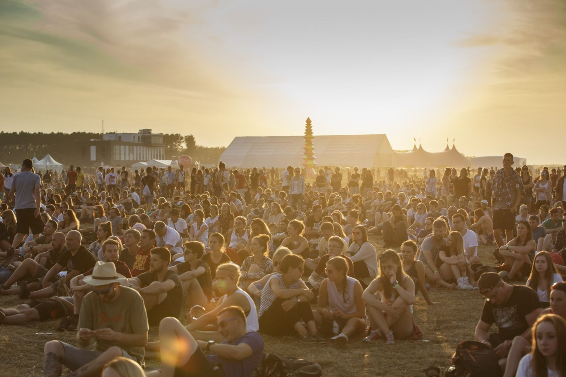 Best time to see Open'er Festival in Poland 2020