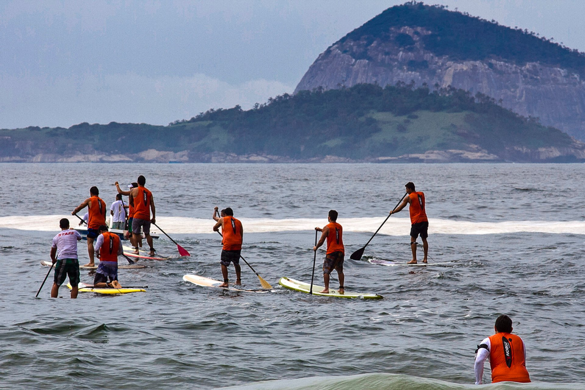 Stand Up Paddle Boarding in Rio de Janeiro - Best Season 2020