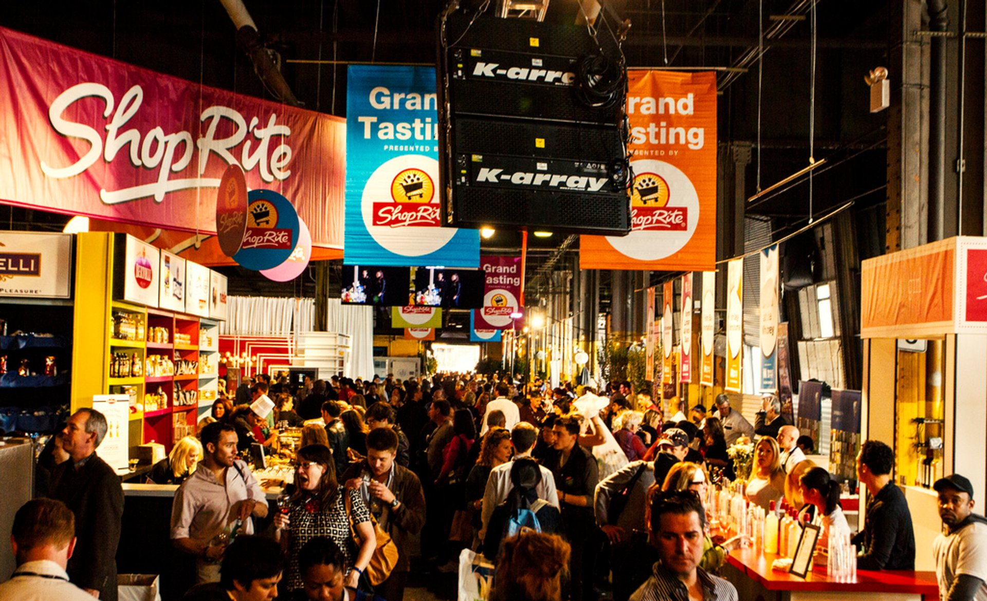 NYC Wine and Food Festival in New York 2020 - Best Time