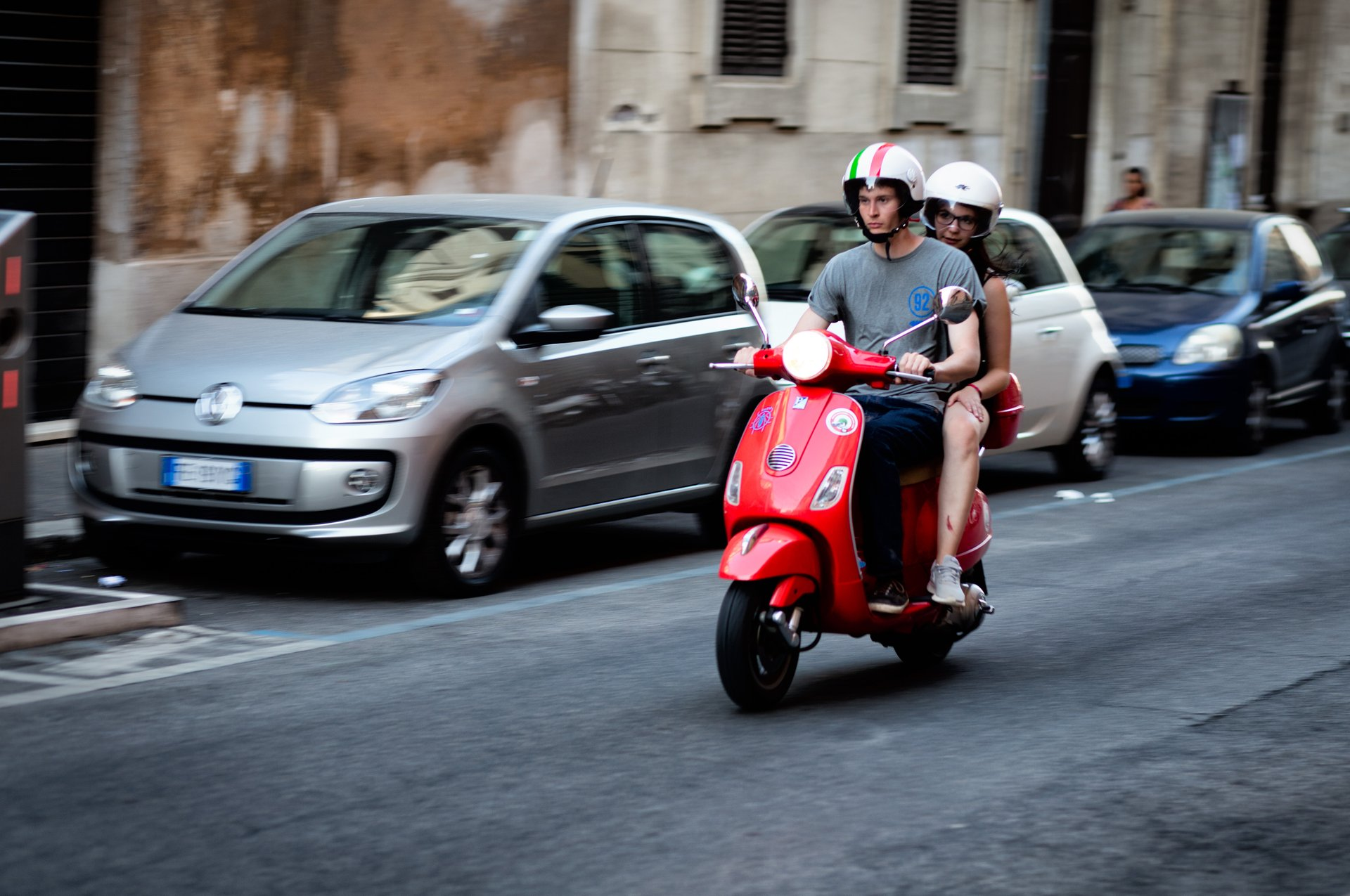 Vespa Scooter Tours in Rome - Best Season 2020