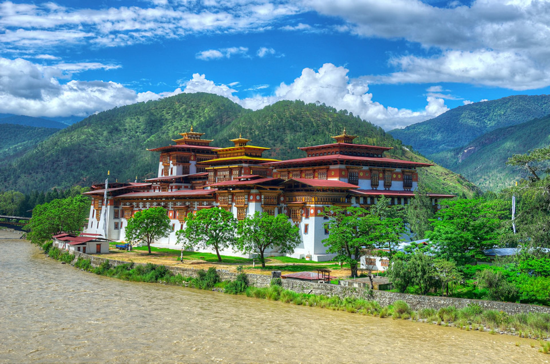 Fertility Blessing in Chimi Lhakhang Monastery in Bhutan 2020 - Best Time