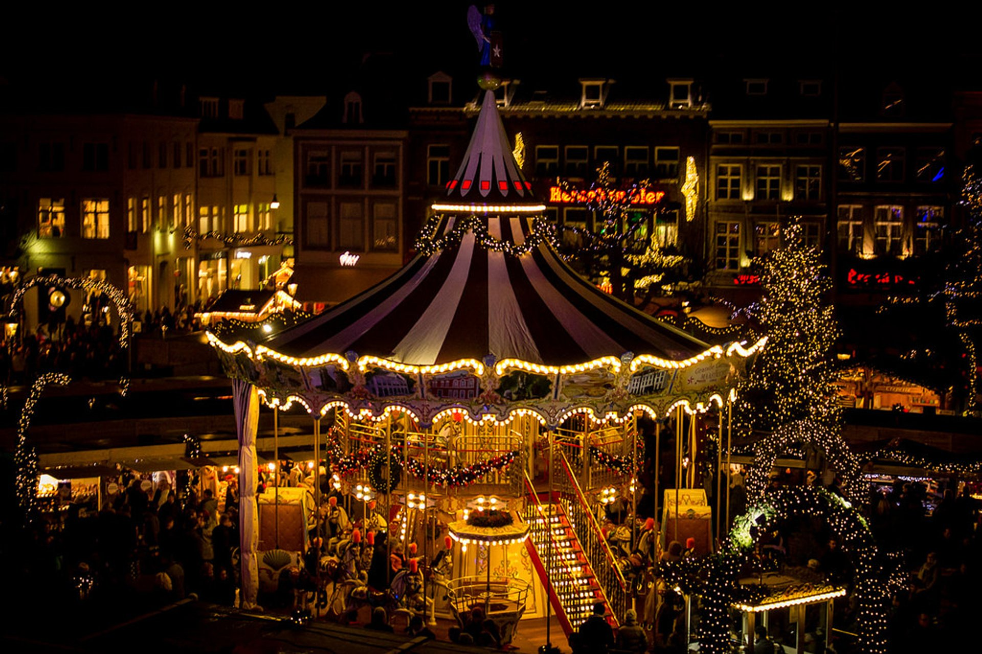 Maastricht Christmas Market in The Netherlands 2019 - Best Time