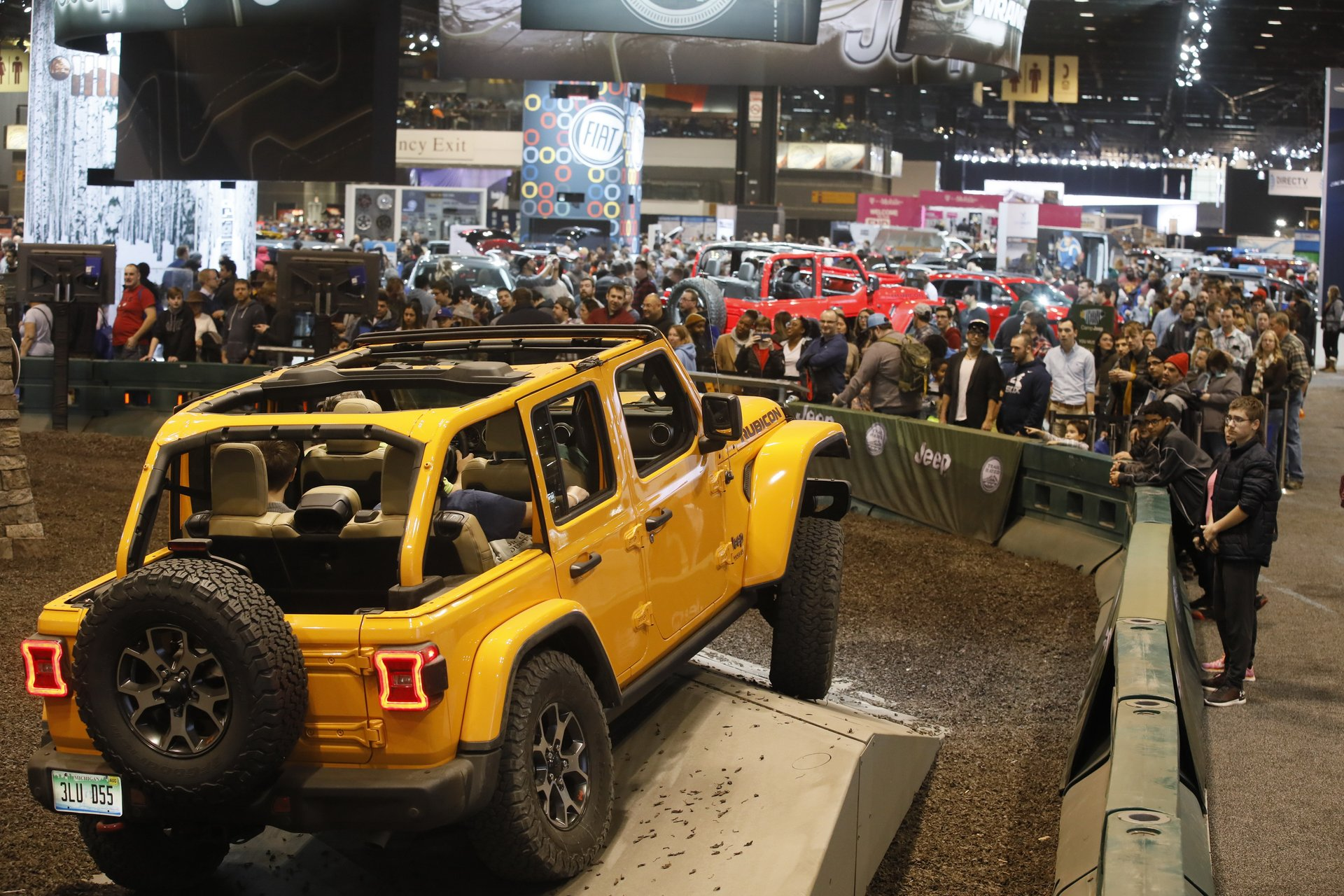Best time to see Chicago Auto Show in Chicago 2019