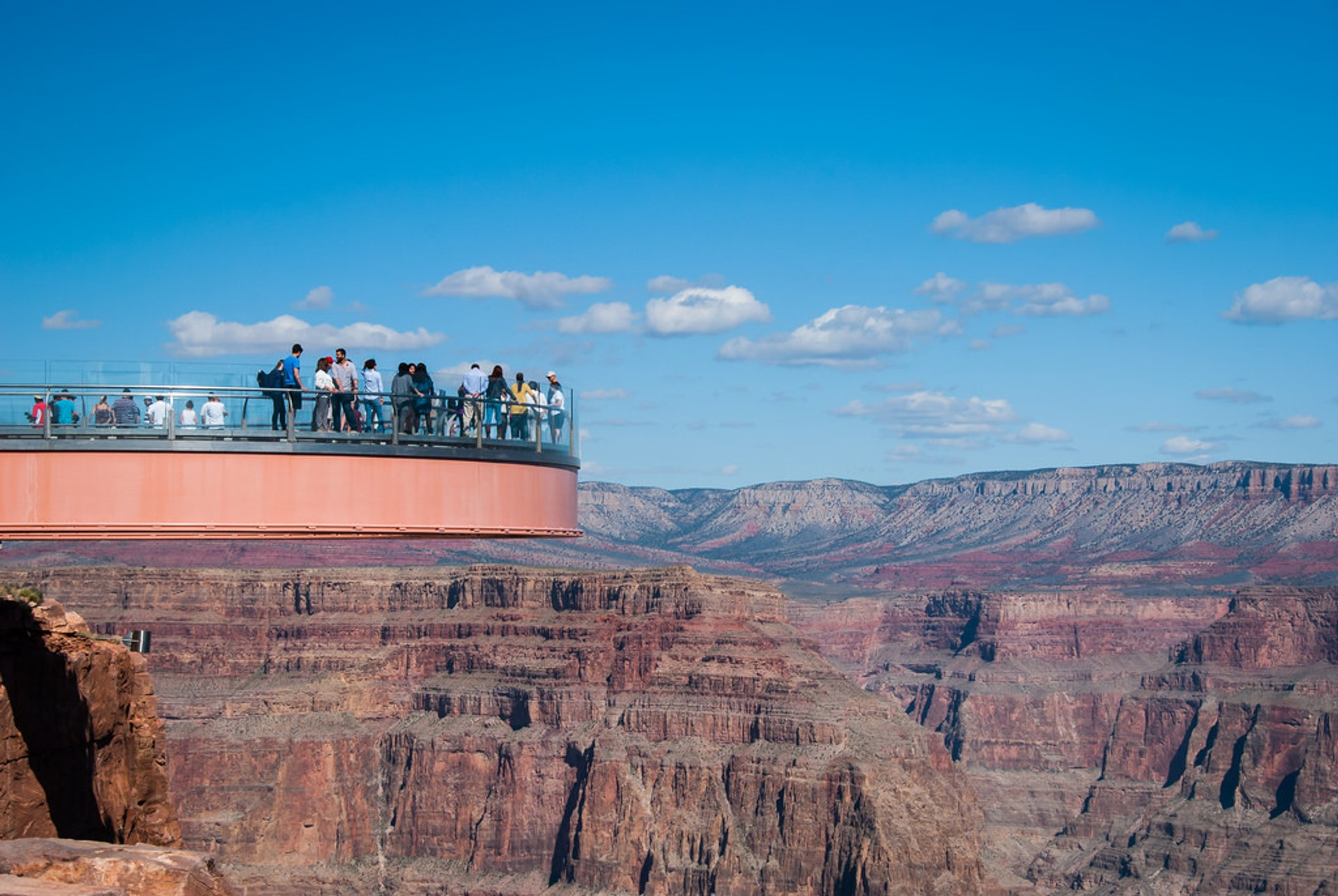 Grand Canyon Skywalk in Grand Canyon - Best Season