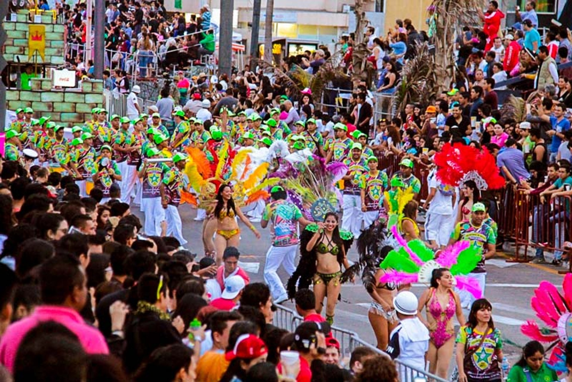 Carnaval in Veracruz 2020