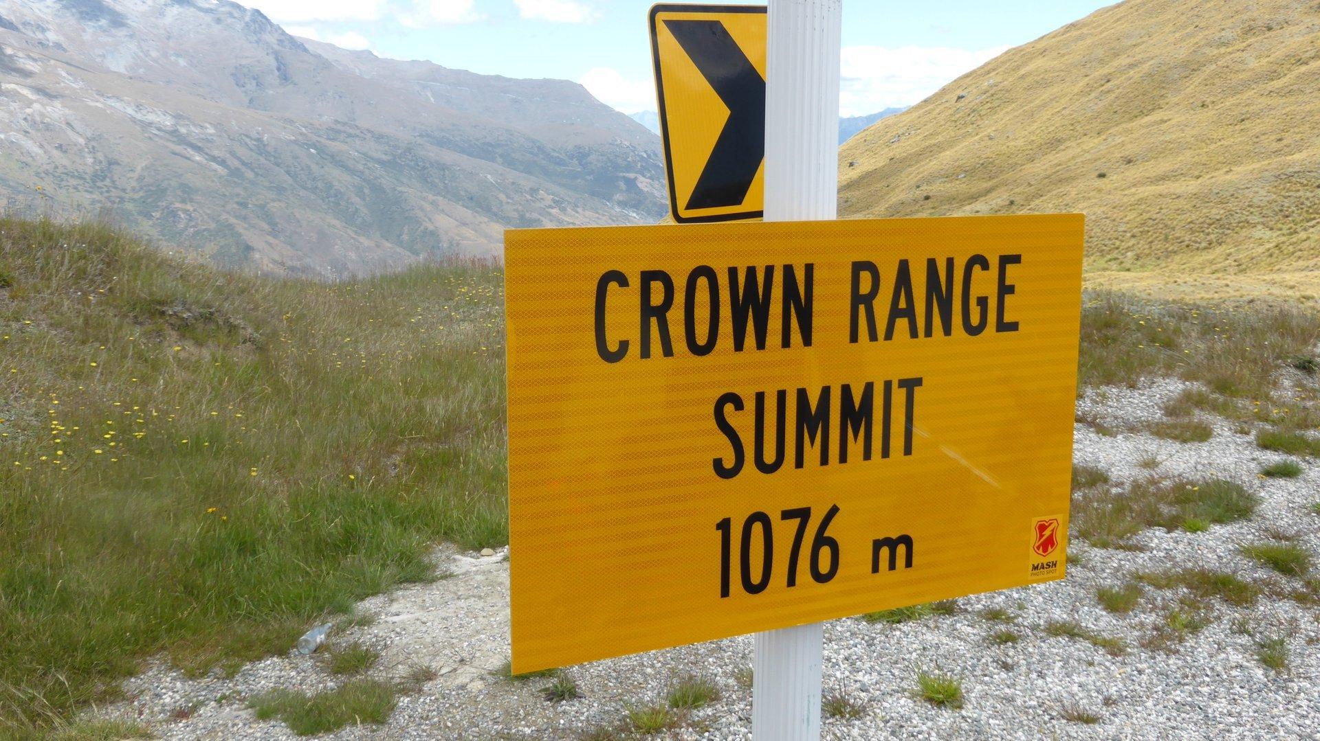 Crown Range Summit 2019