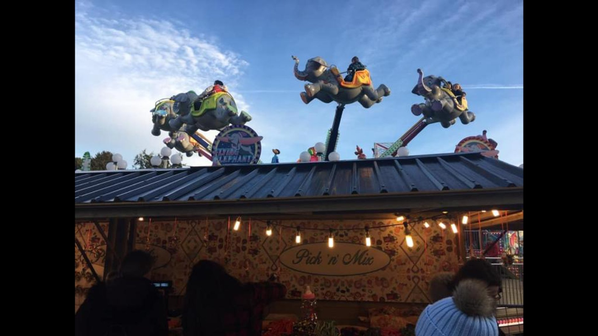 Rides at the Wicklow Christmas Market 2020