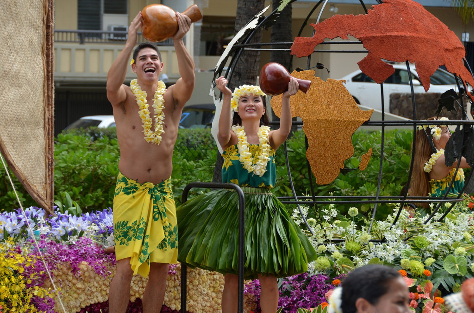 Aloha Festivals in Hawaii 2019 - Best Time