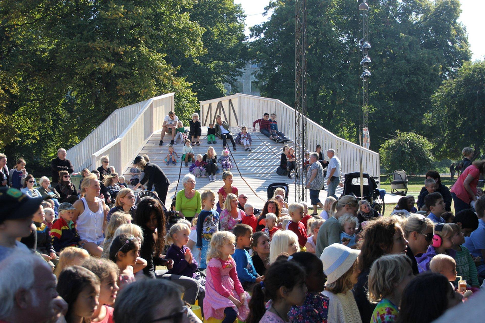 Aarhus Festival in Denmark 2020 - Best Time