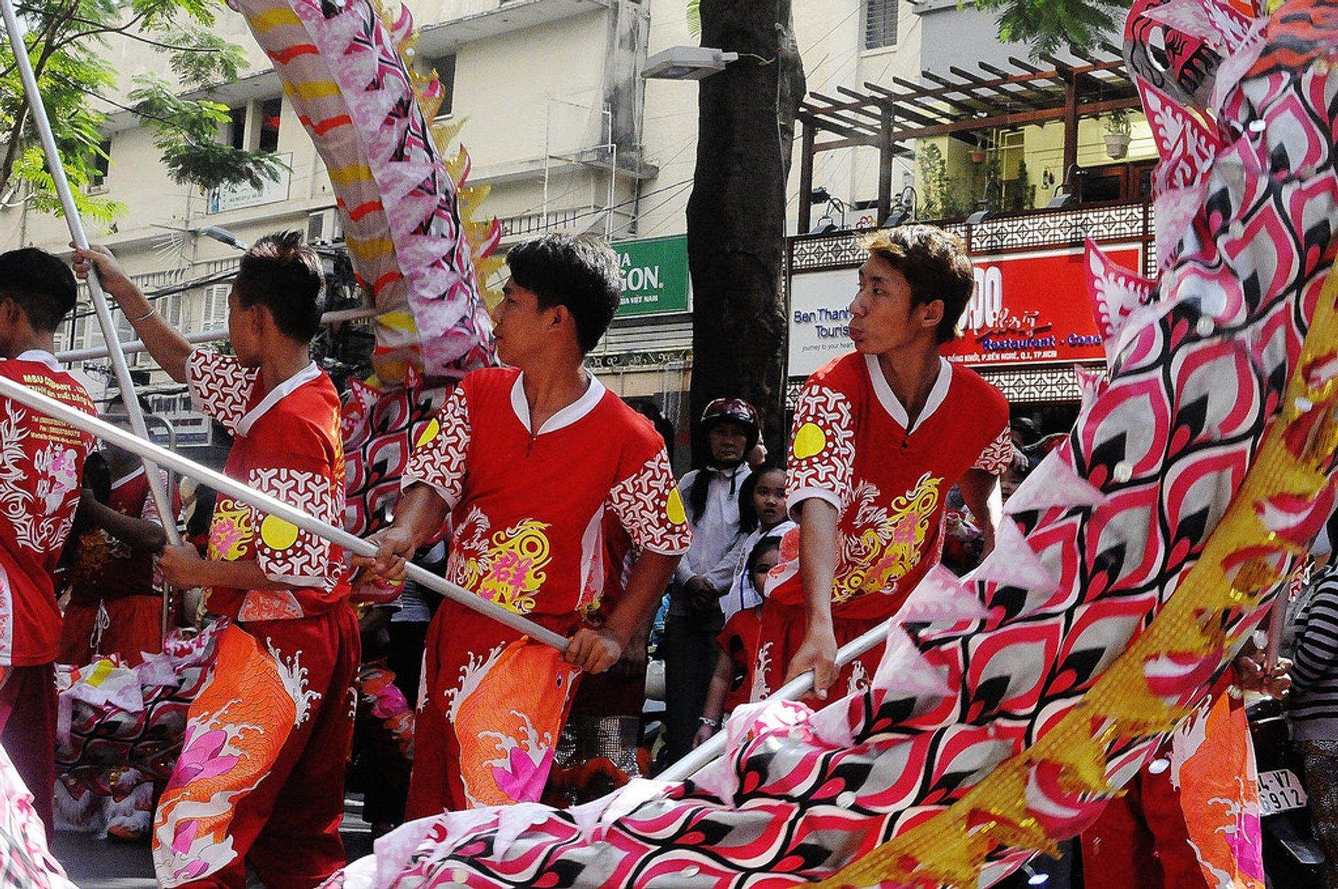 Tet or Lunar New Year 2021 in Vietnam - Dates