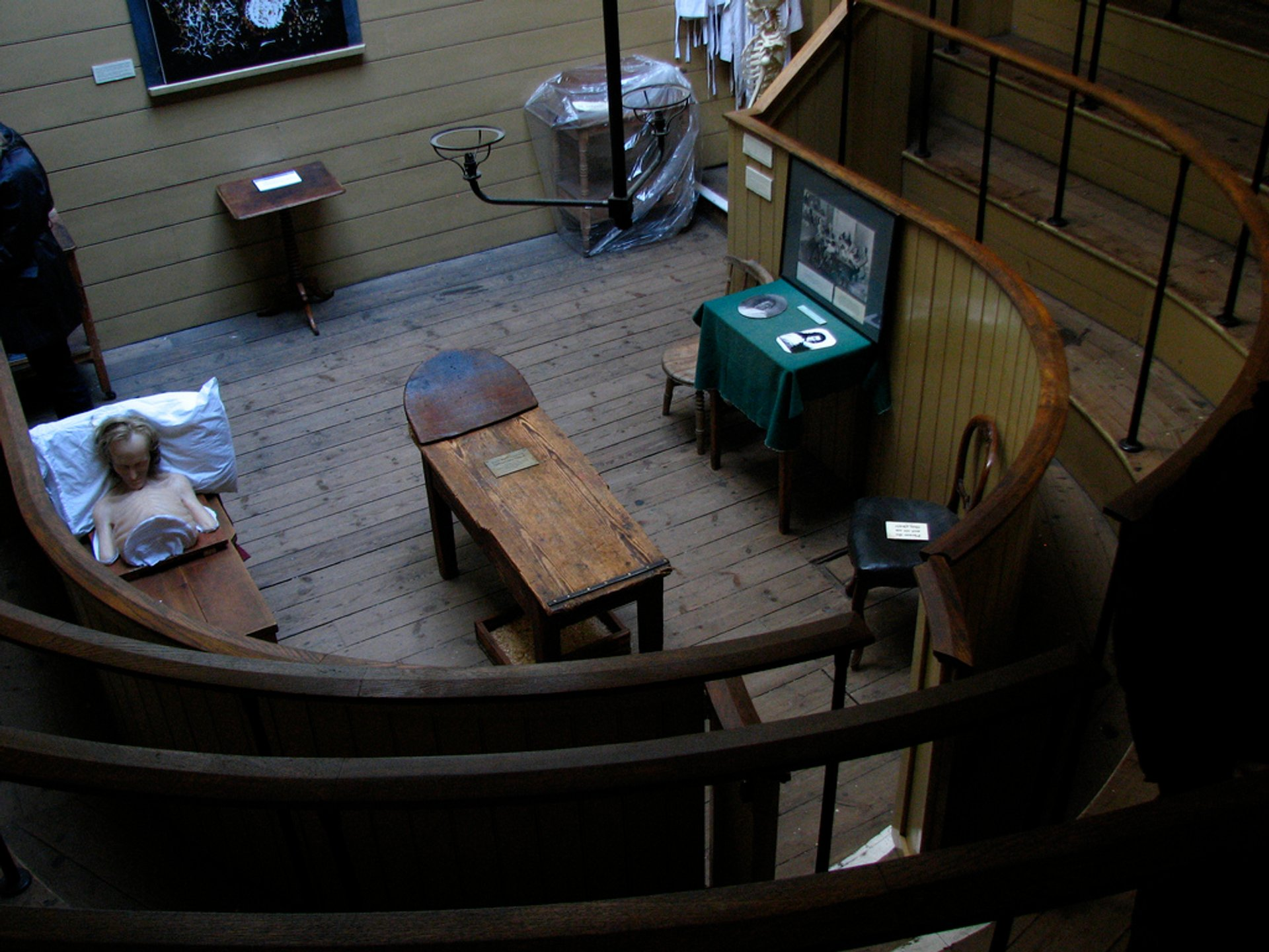 Old Operating Theatre  in London - Best Season