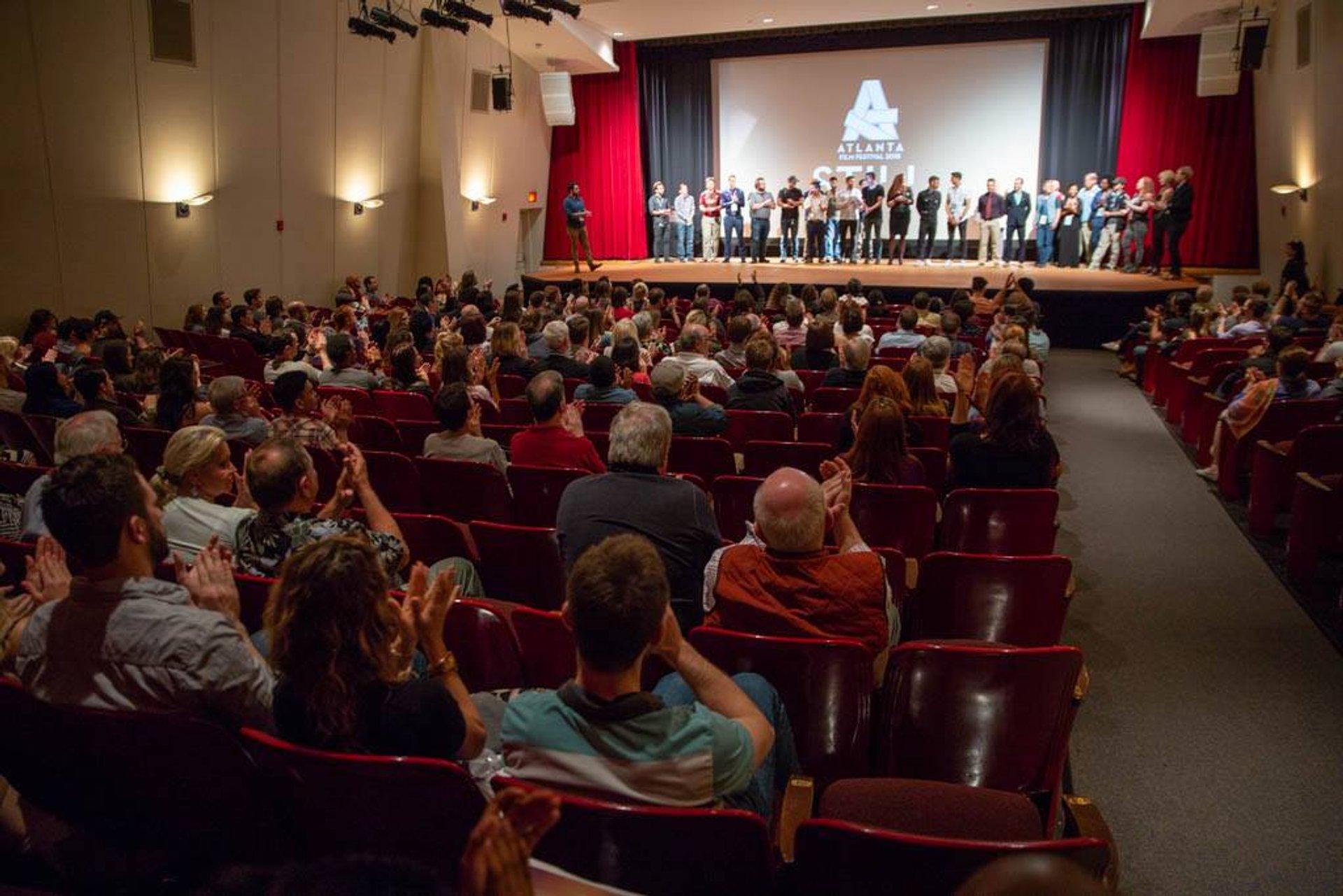Best time for Atlanta Film Festival in Atlanta 2020