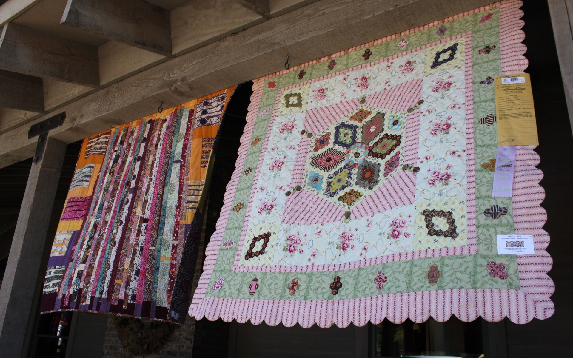 Sisters Outdoor Quilt Show in Oregon 2020 - Best Time