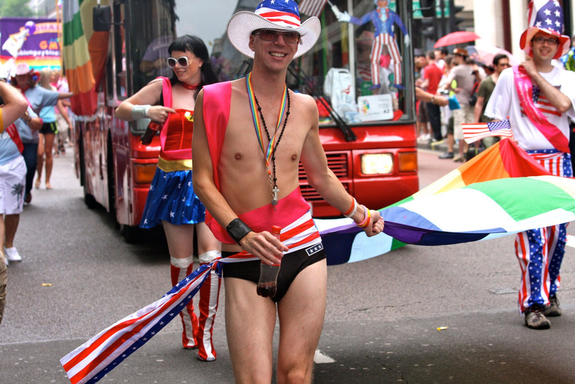 Pride in London Parade in London 2020 - Best Time