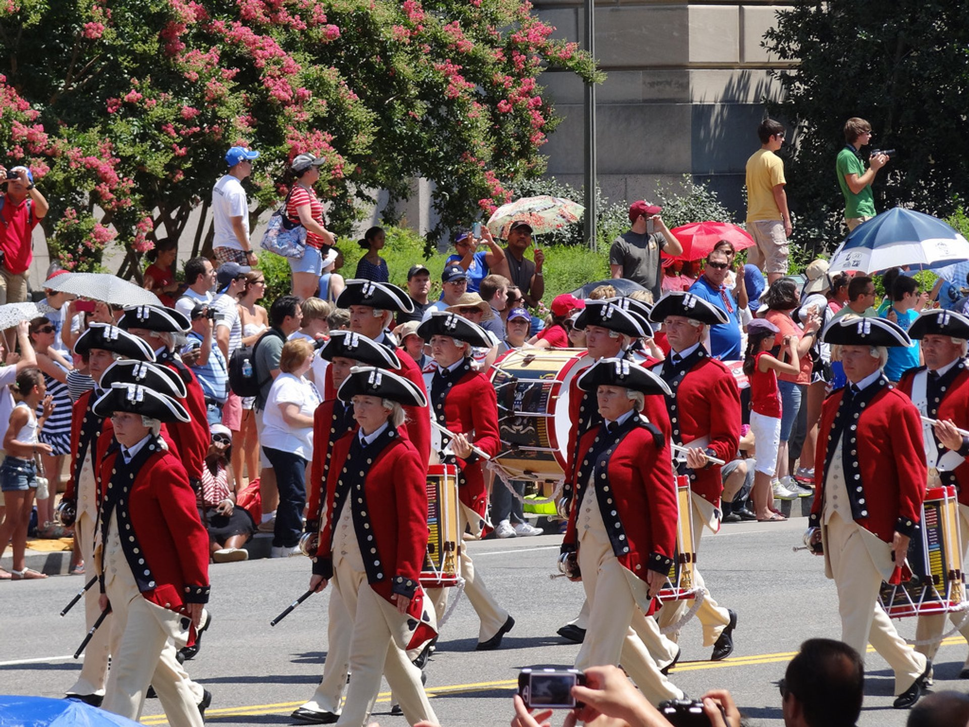4th of July Concert, Parade & Fireworks in Washington, D.C. - Best Season 2019