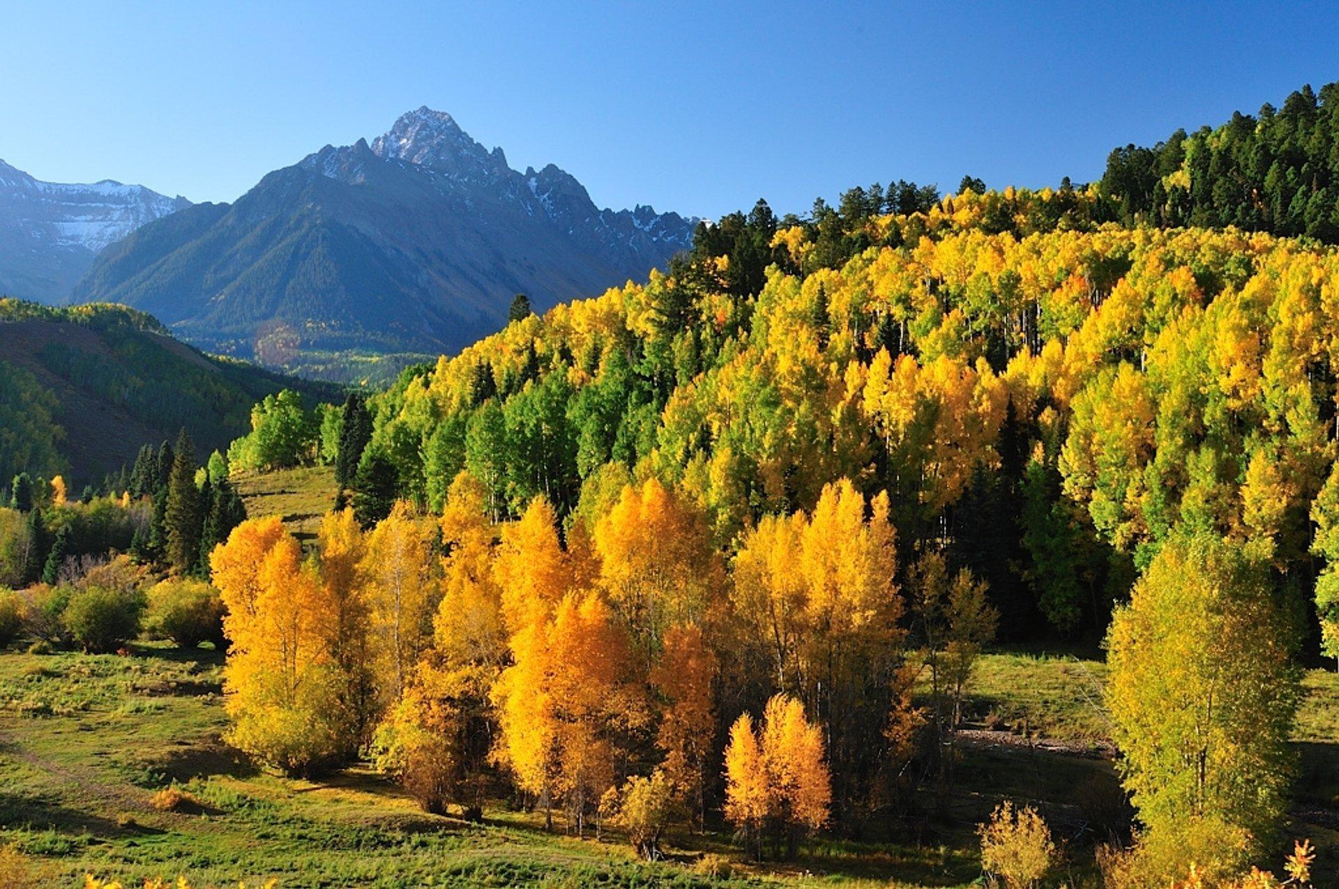 Colorado Fall Colors in Colorado 2019 - Best Time