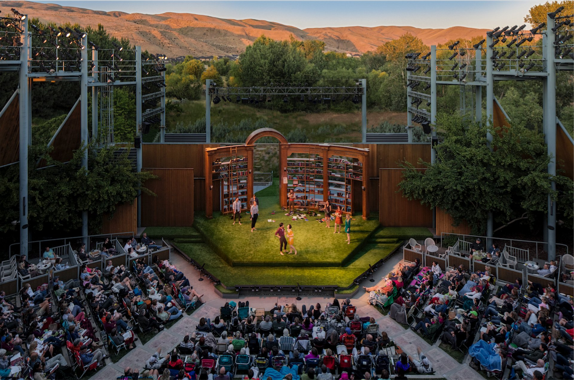 Best time to see Idaho Shakespeare Festival in Idaho 2020