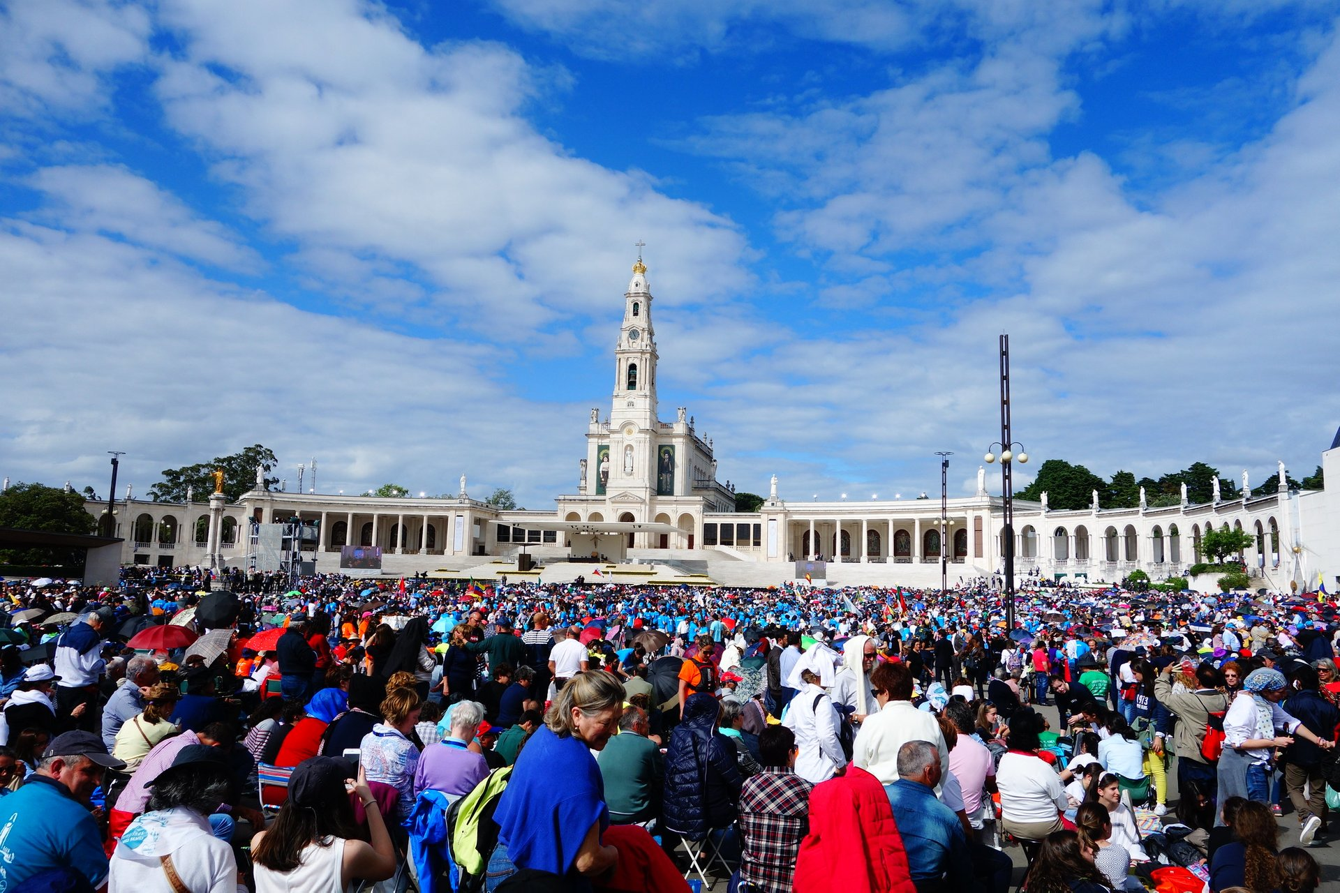 Fatima Pilgrimage in Portugal 2020 - Best Time