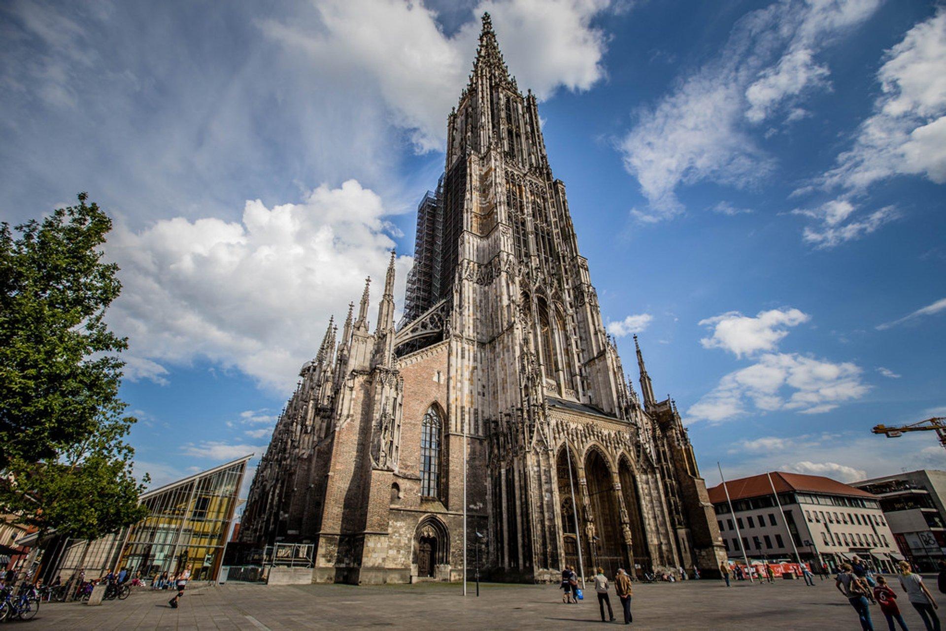 Ulm Minster (Ulmer Münster) in Germany 2020 - Best Time