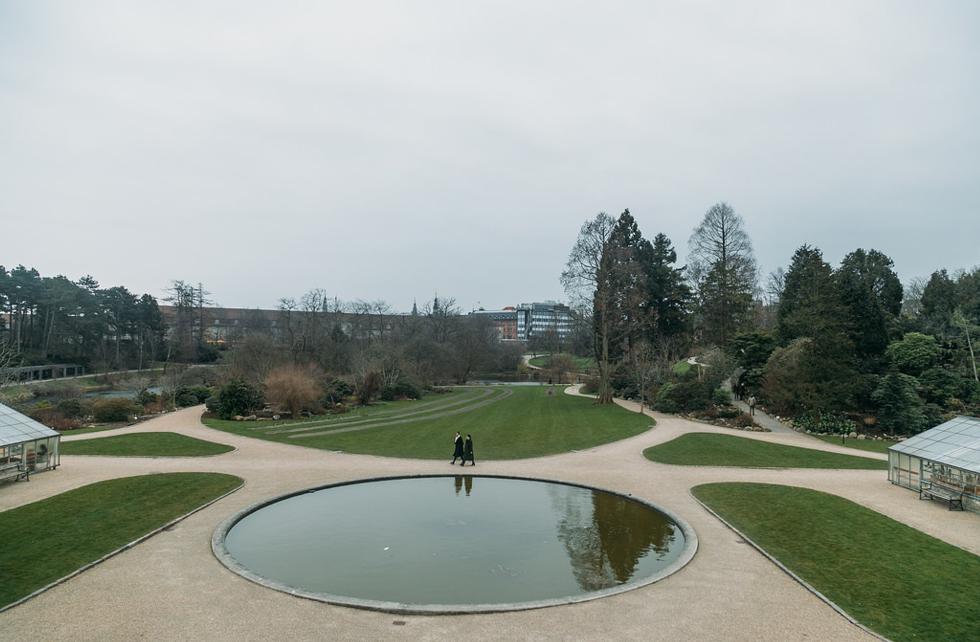 Best time for Botanisk Have (Botanical Garden) in Copenhagen 2019