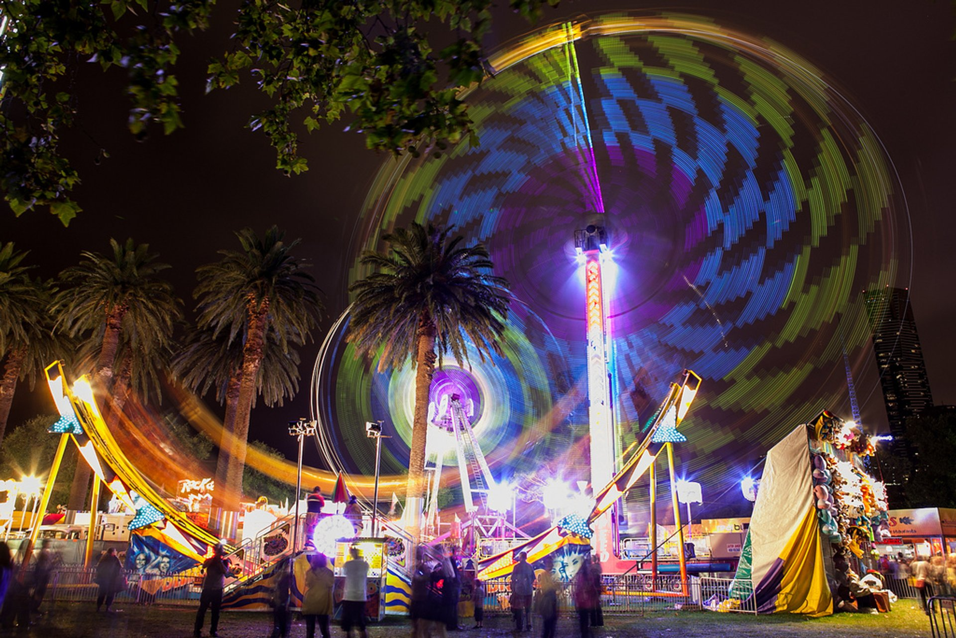 Moomba Festival in Melbourne 2020 - Best Time