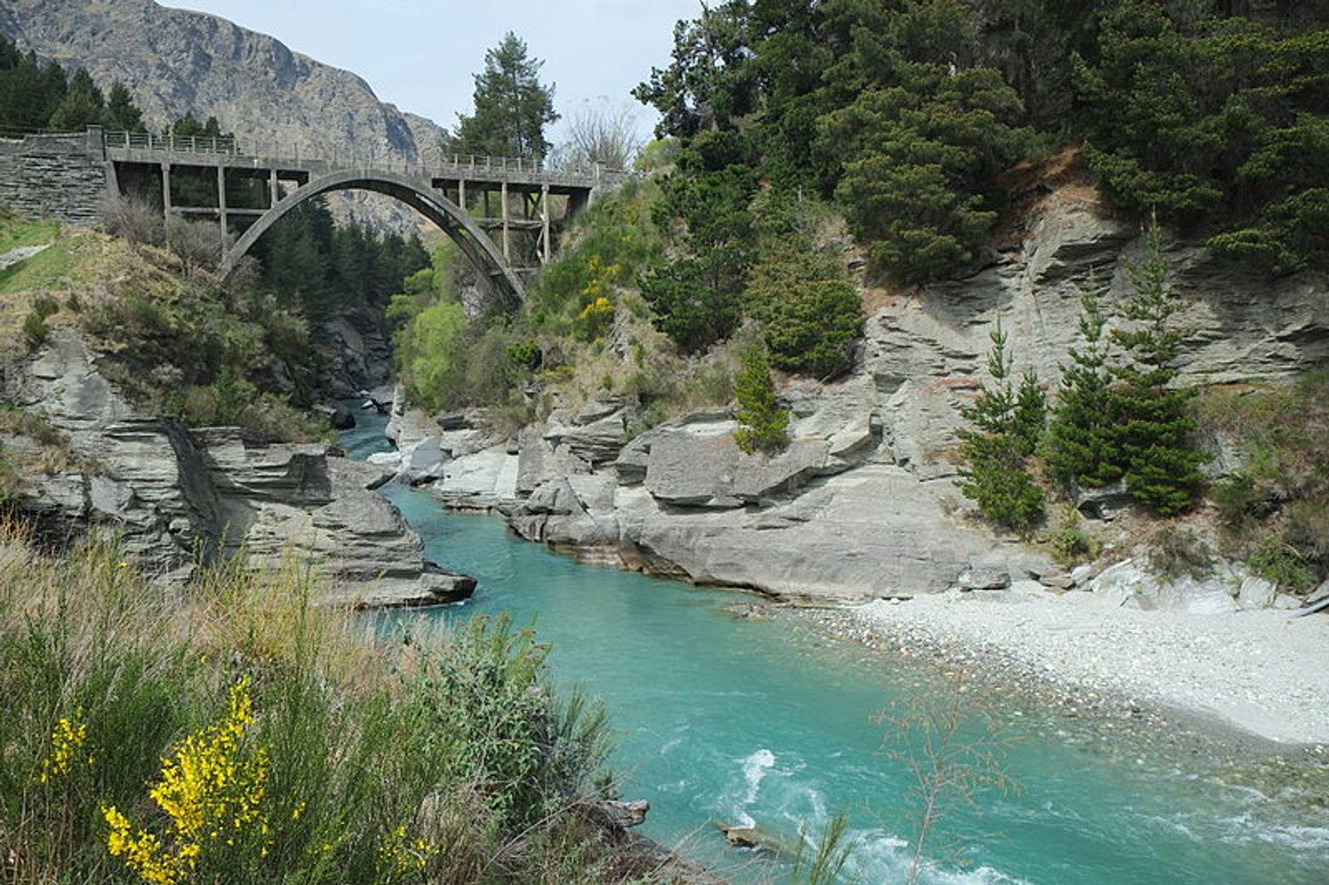 Shotover Canyon in New Zealand 2020 - Best Time