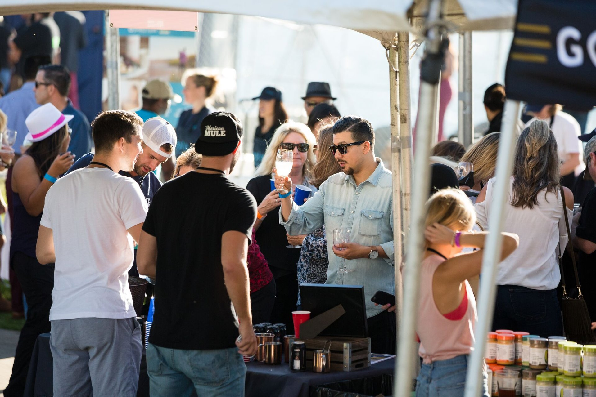 Best time to see San Diego Bay Wine + Food Festival in San Diego 2020