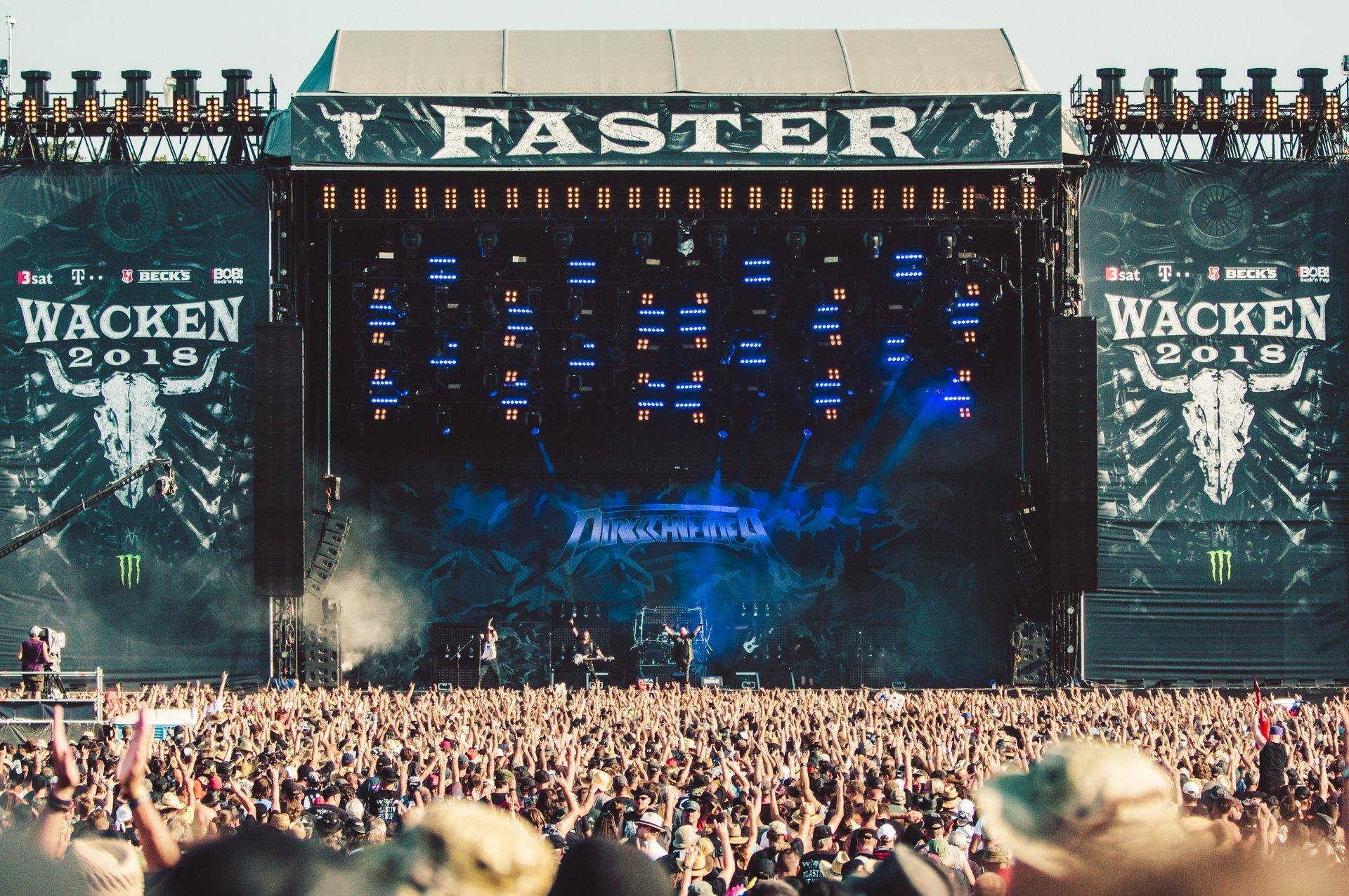 Wacken Open Air in Germany 2020 - Best Time