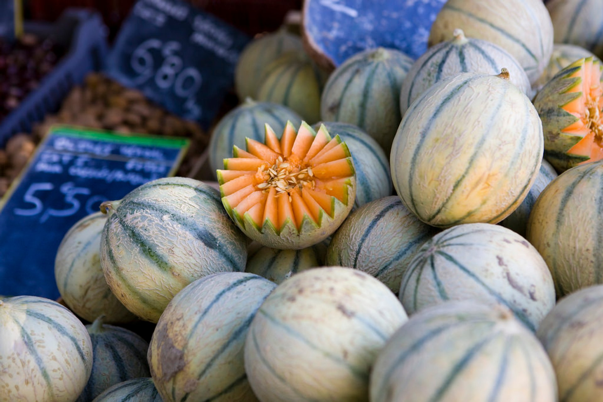 Feria du Melon and Melon Season in Provence & French Riviera 2020 - Best Time