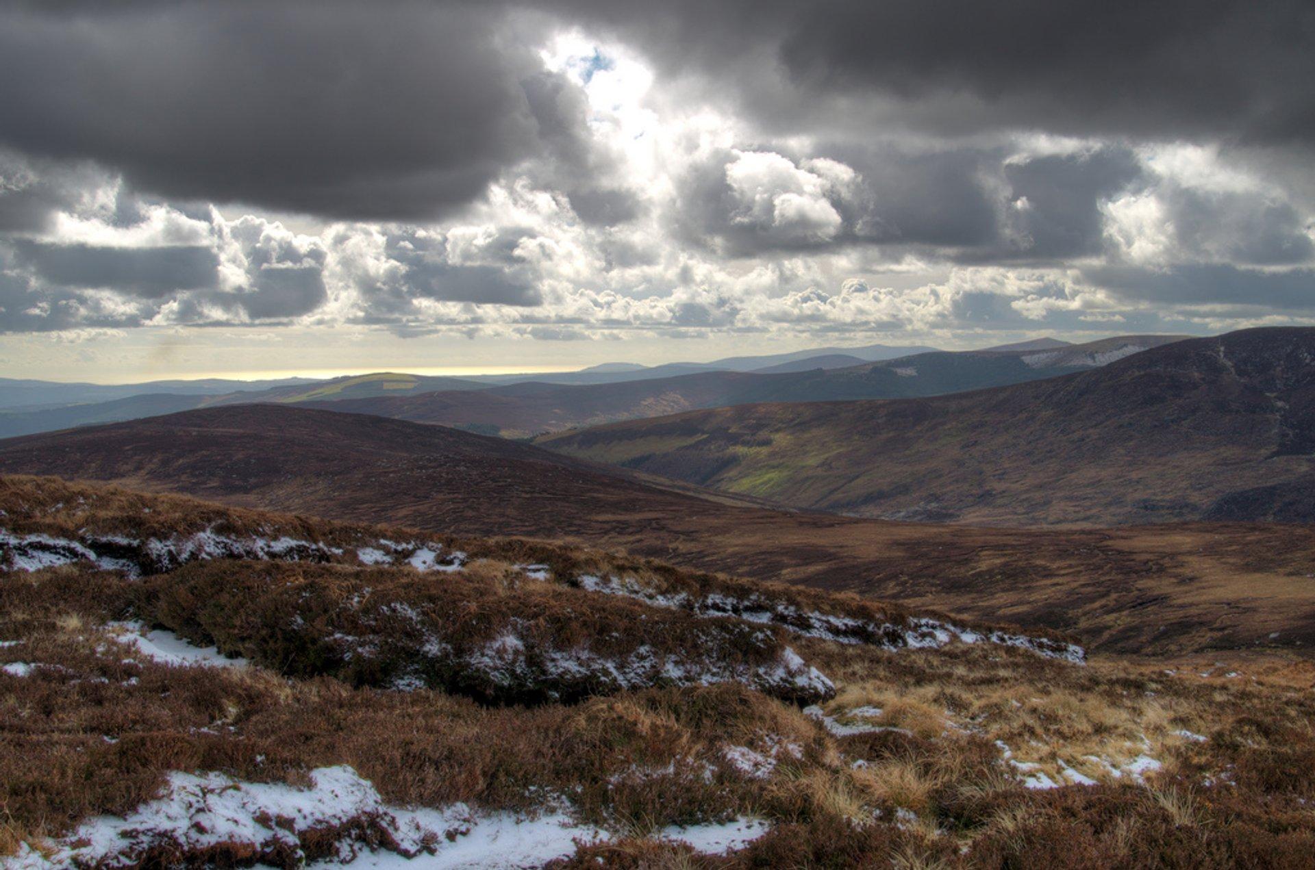 Winter in Ireland 2019 - Best Time