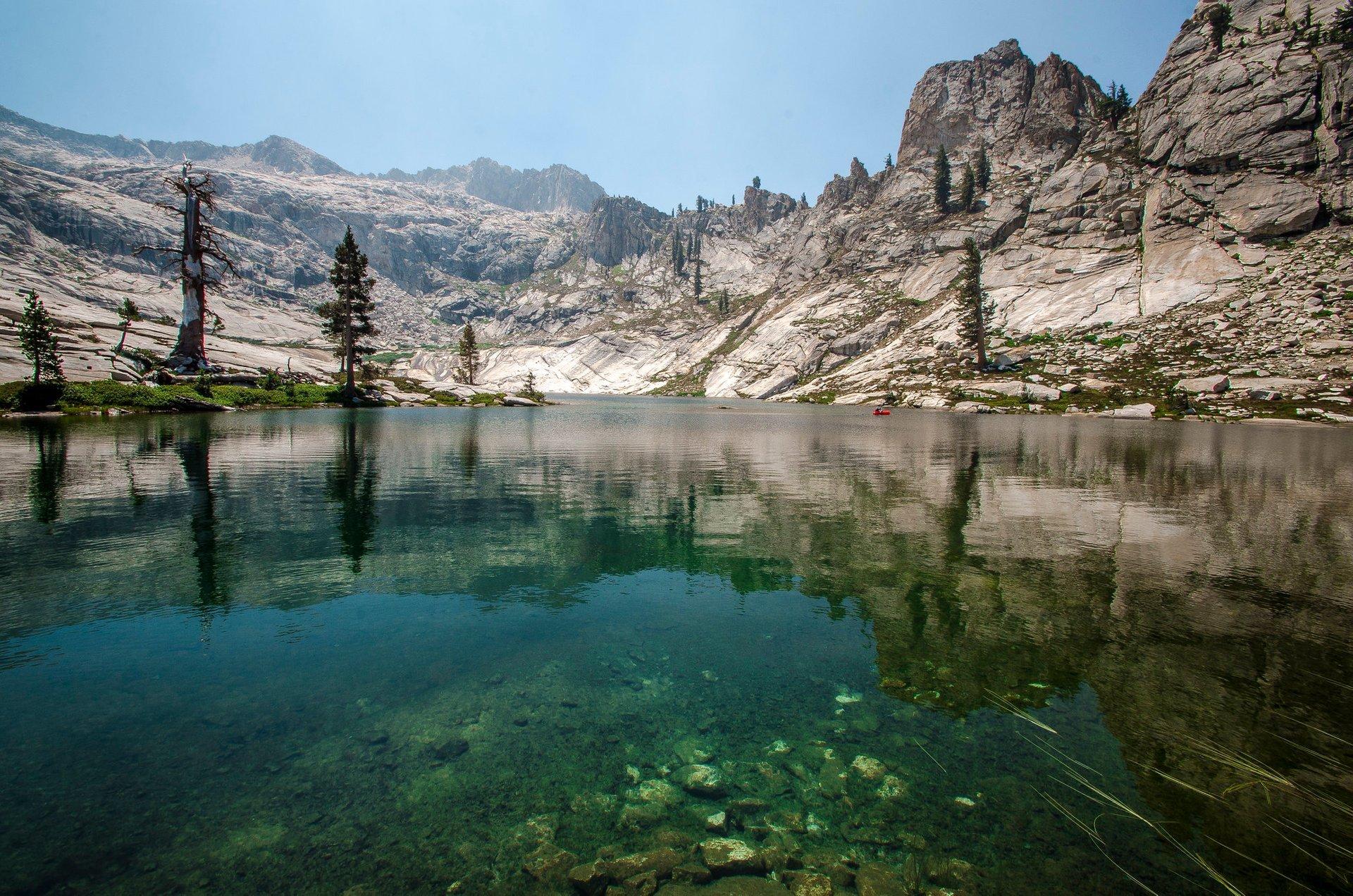 Pear Lake Trail in California - Best Season 2020