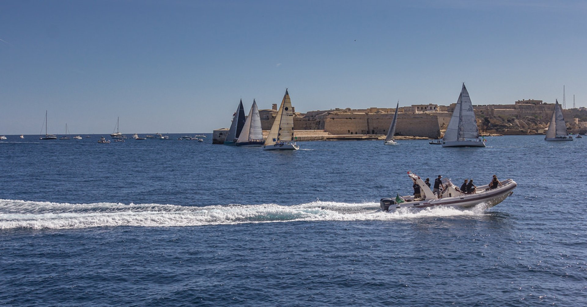 Best time for Rolex Middle Sea Race in Malta 2020