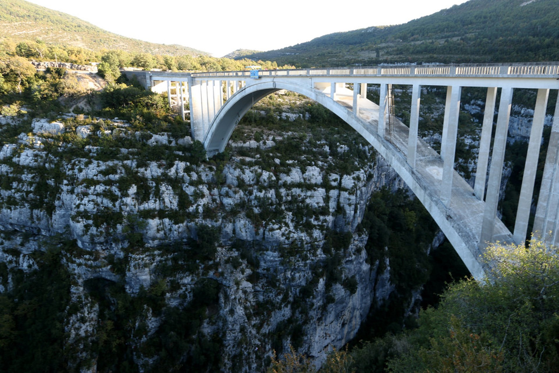 Best time for Hiking in Gorges du Verdon in Provence & French Riviera 2020