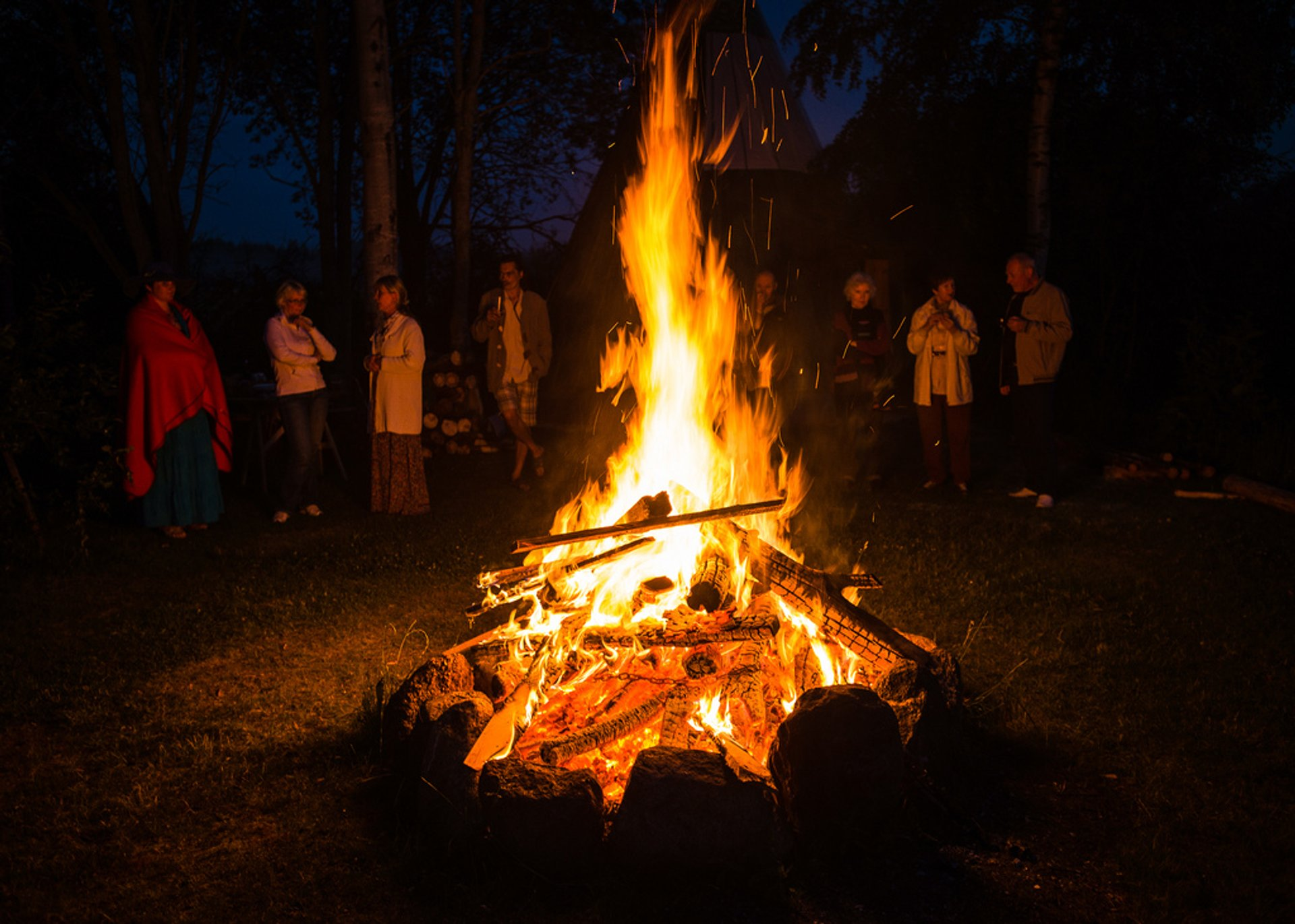 Jaanipäev or Midsummer in Estonia - Best Season 2020