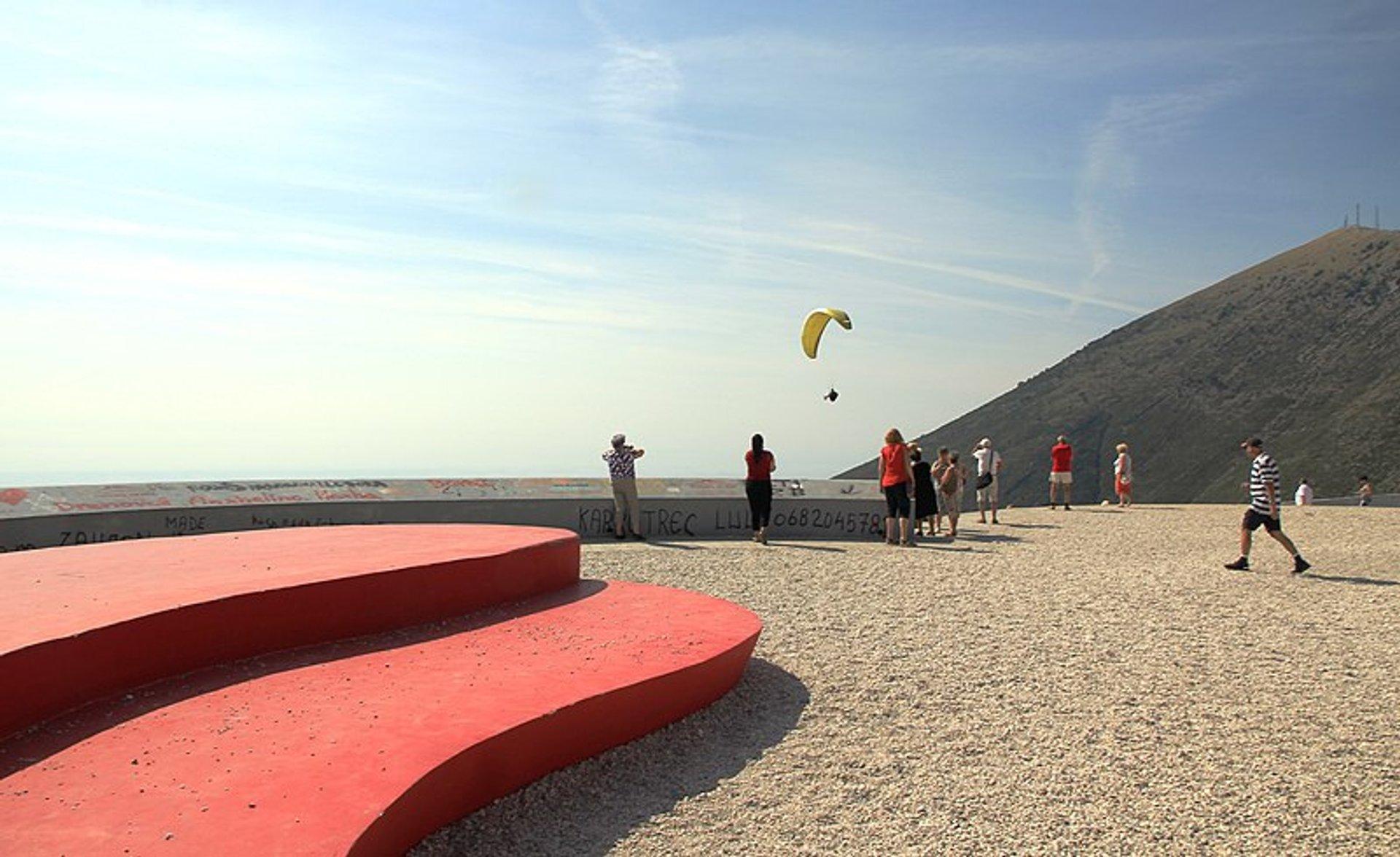 Paragliding in Albania - Best Season 2020