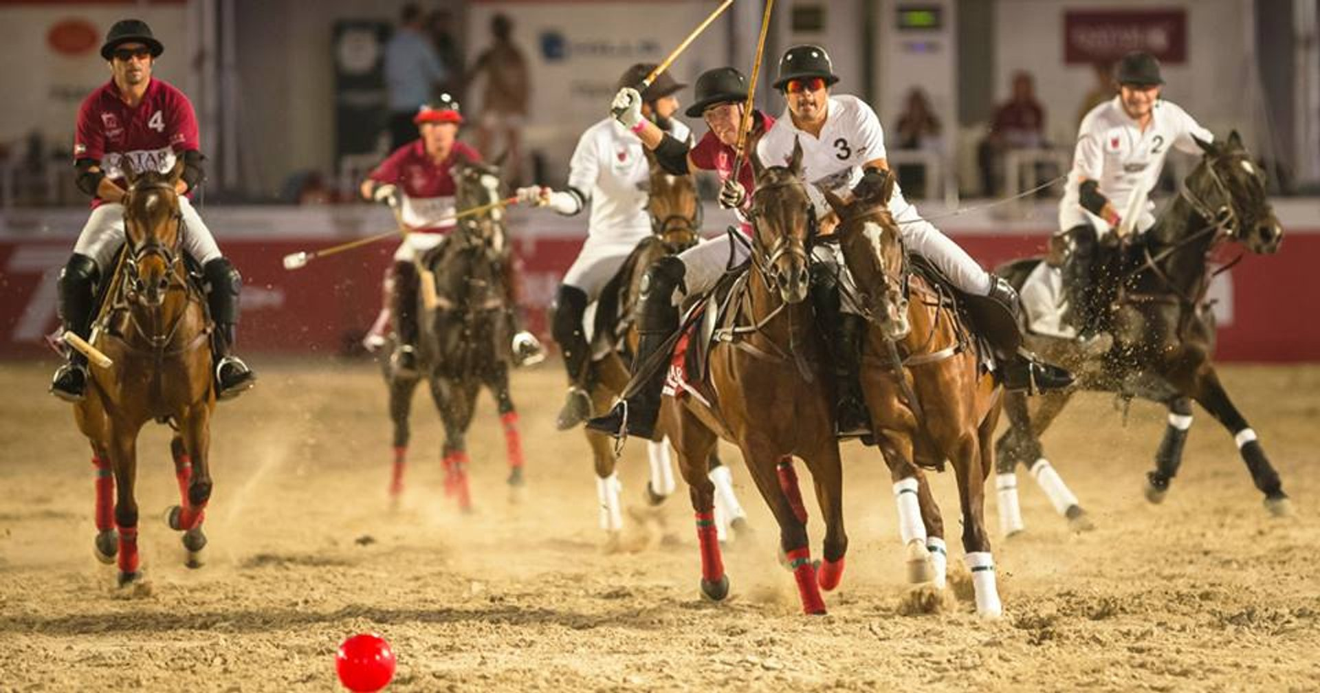 Beach Polo Cup Dubai in Dubai 2020 - Best Time