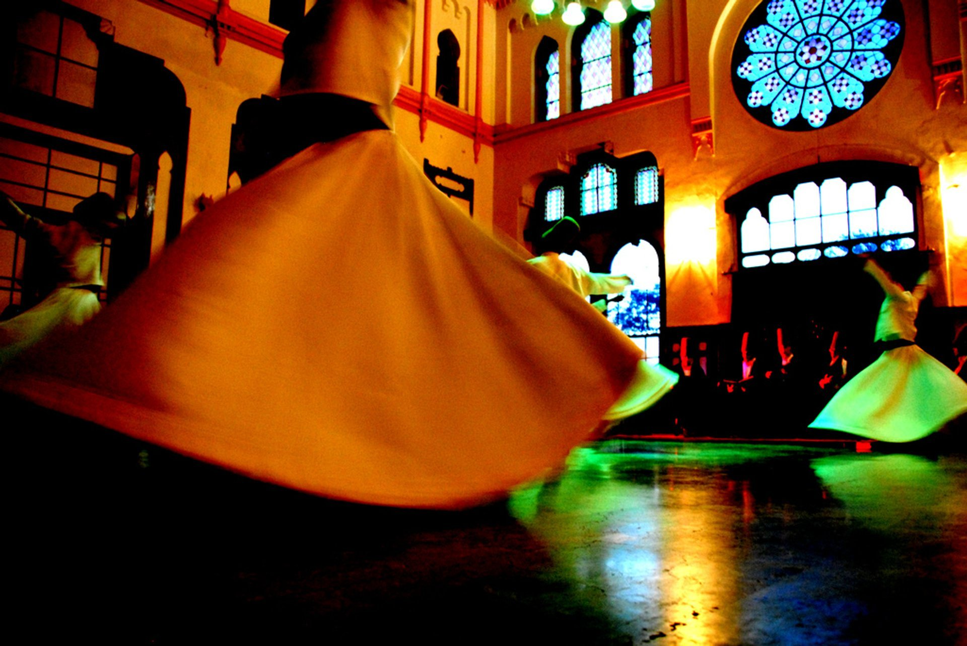 Whirling Dervish Sema Ceremony in Istanbul 2019 - Best Time