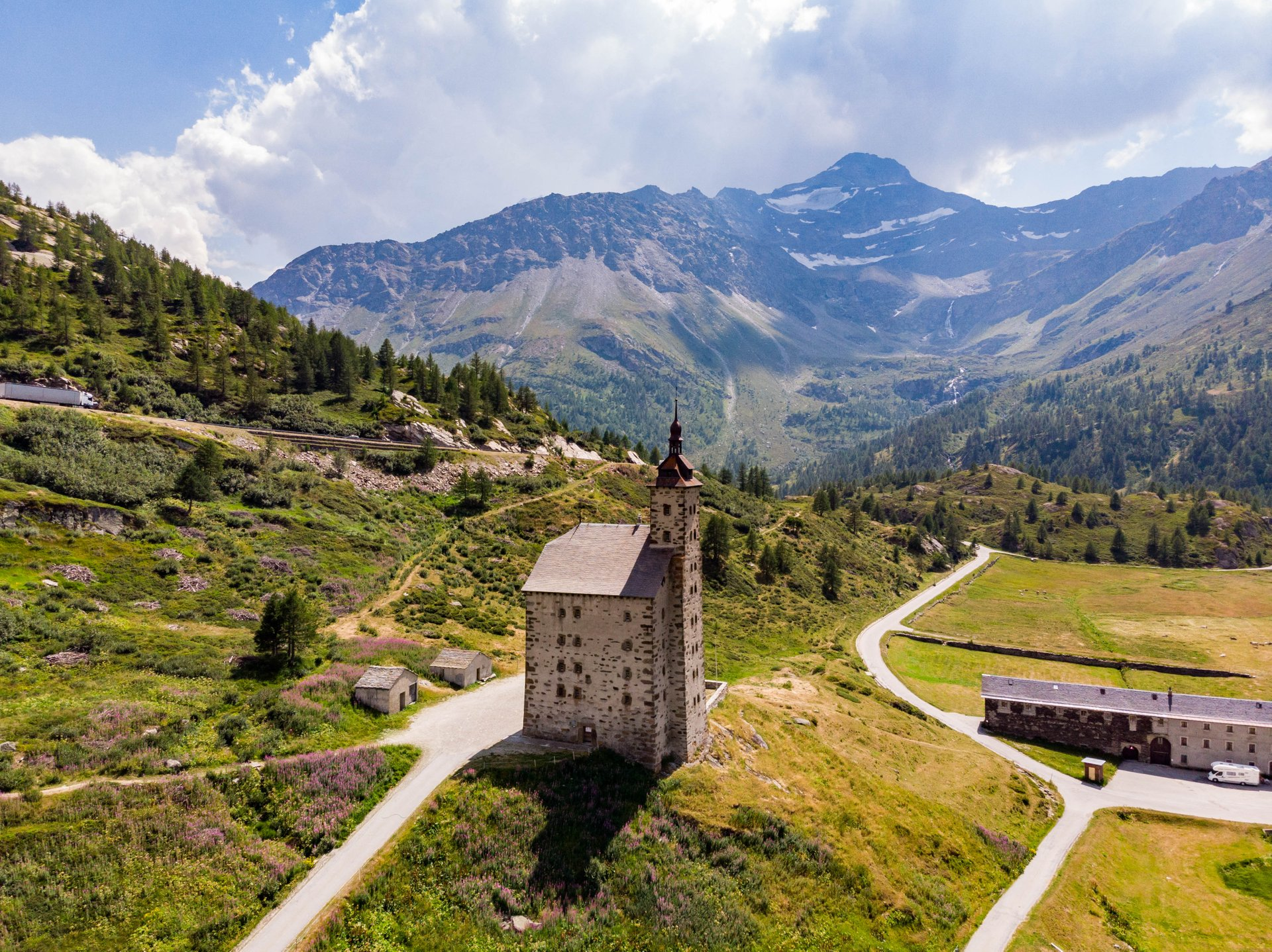 Best time for Simplon Pass (Passo del Sempione) in Switzerland 2020