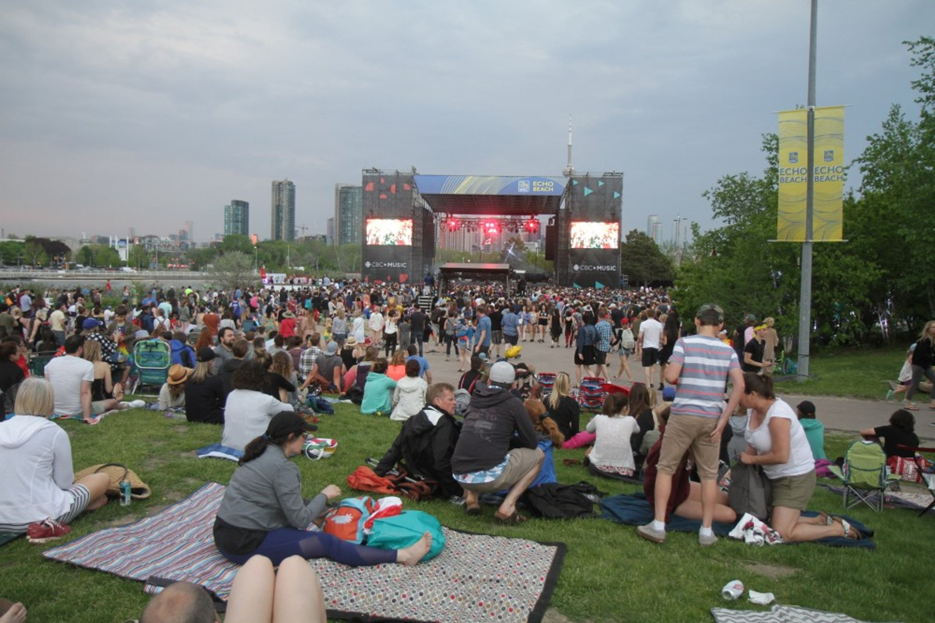 CBC Music Festival in Toronto 2019 - Best Time