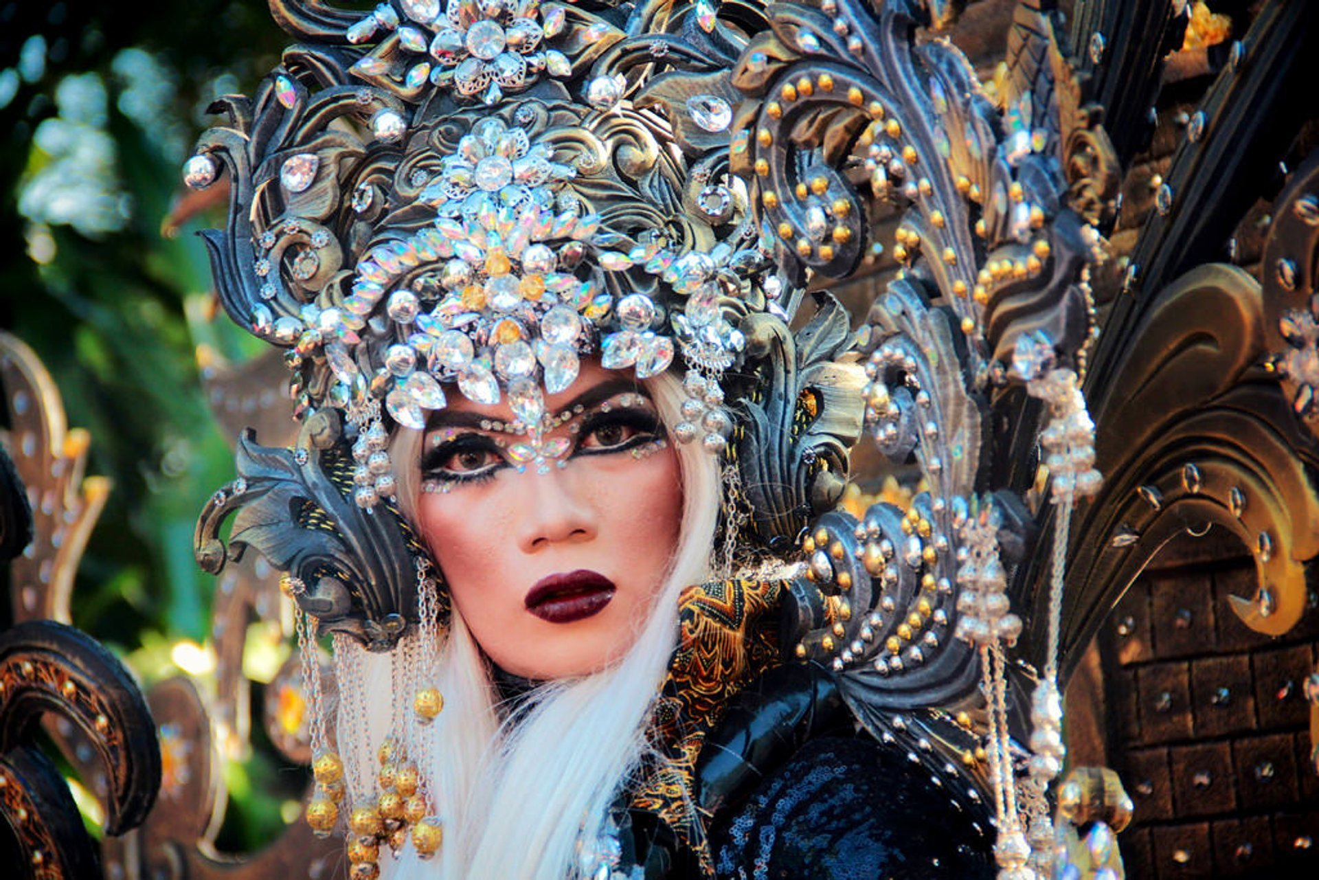 Solo Batik Carnival in Java 2020 - Best Time