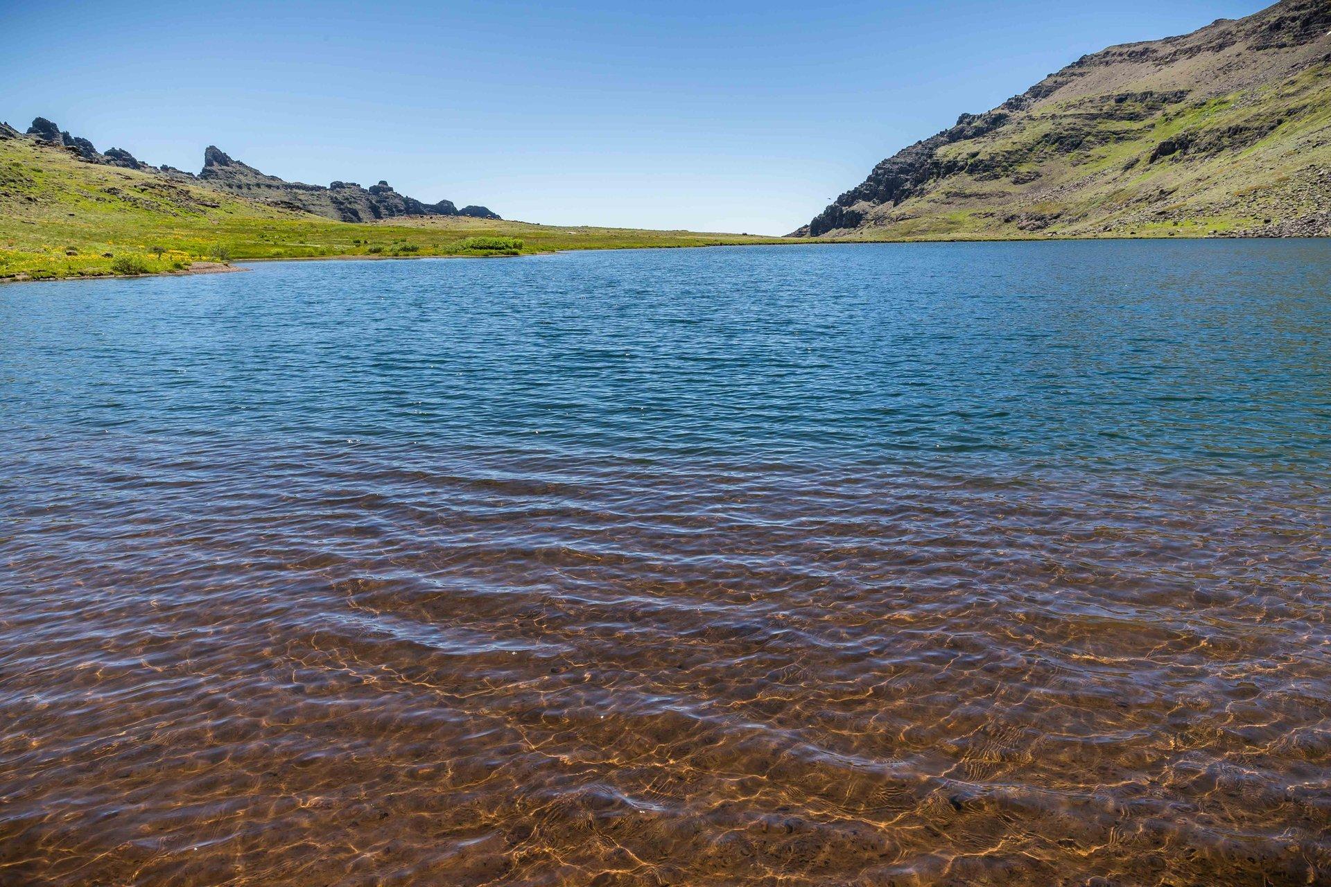 Wildhorse Lake in Oregon - Best Season 2020