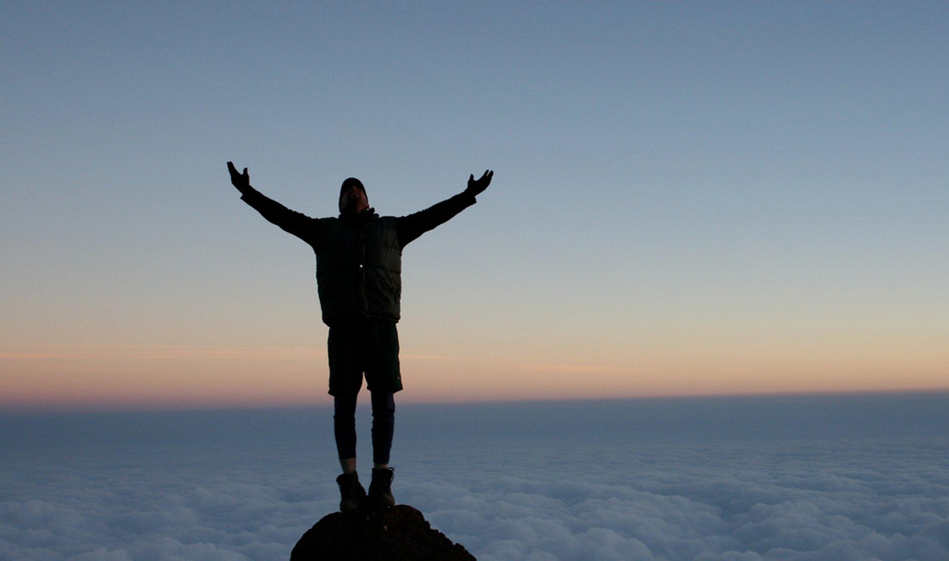 Climbing Kilimanjaro in Tanzania - Best Season 2019