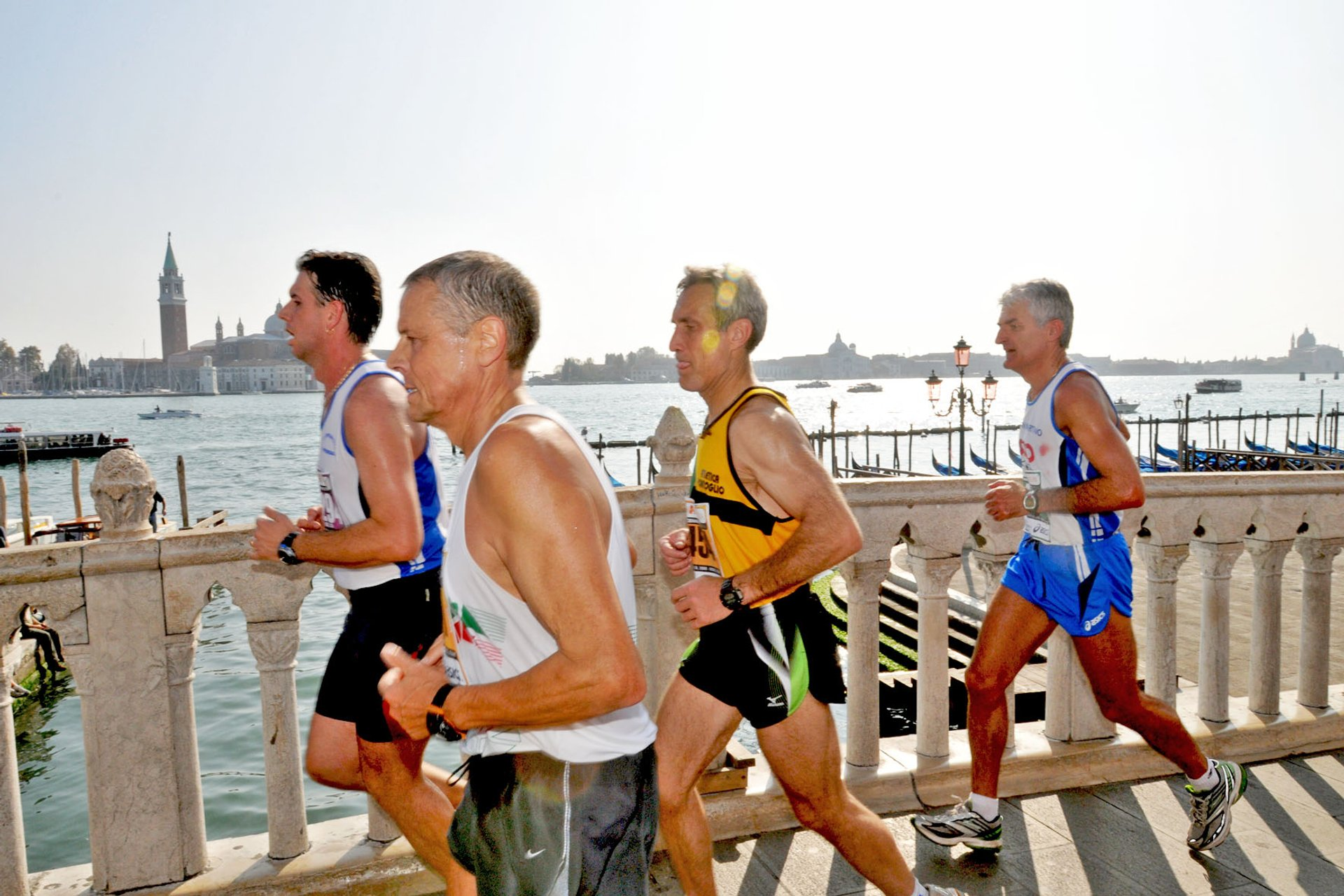 Best time for Venice Marathon (Maratona di Venezia)