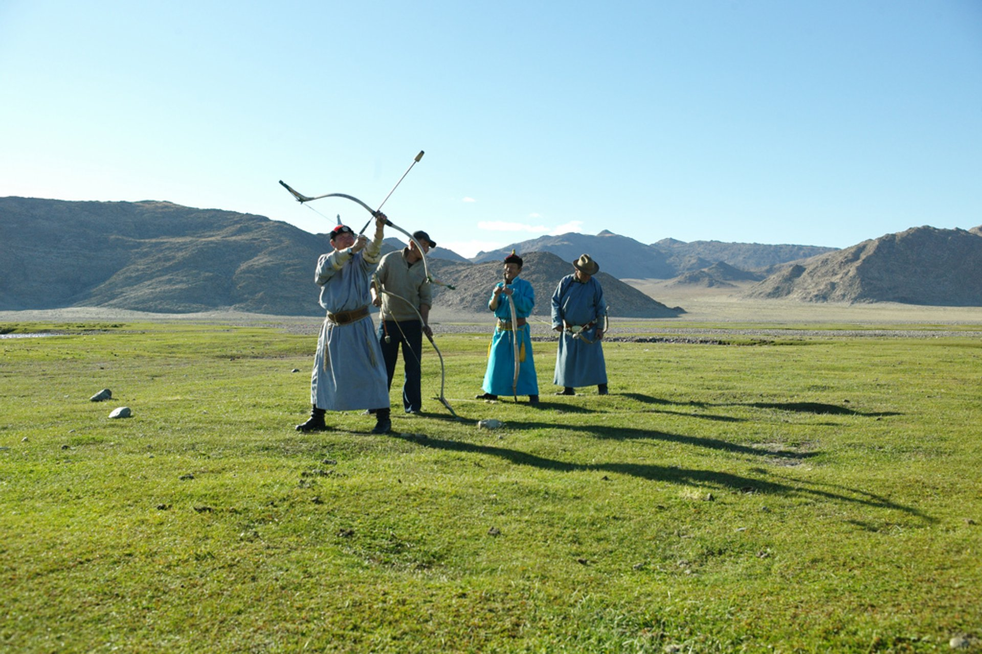 Archery in Mongolia - Best Season 2020