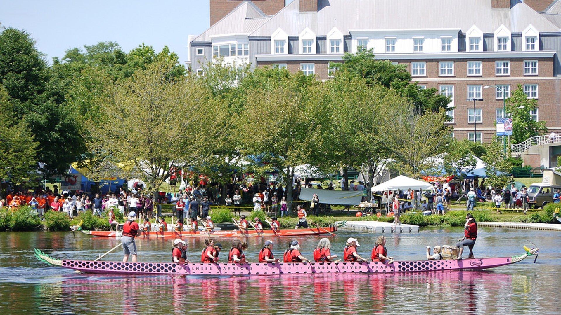 Boston Dragon Boat Festival in Boston - Best Season 2019