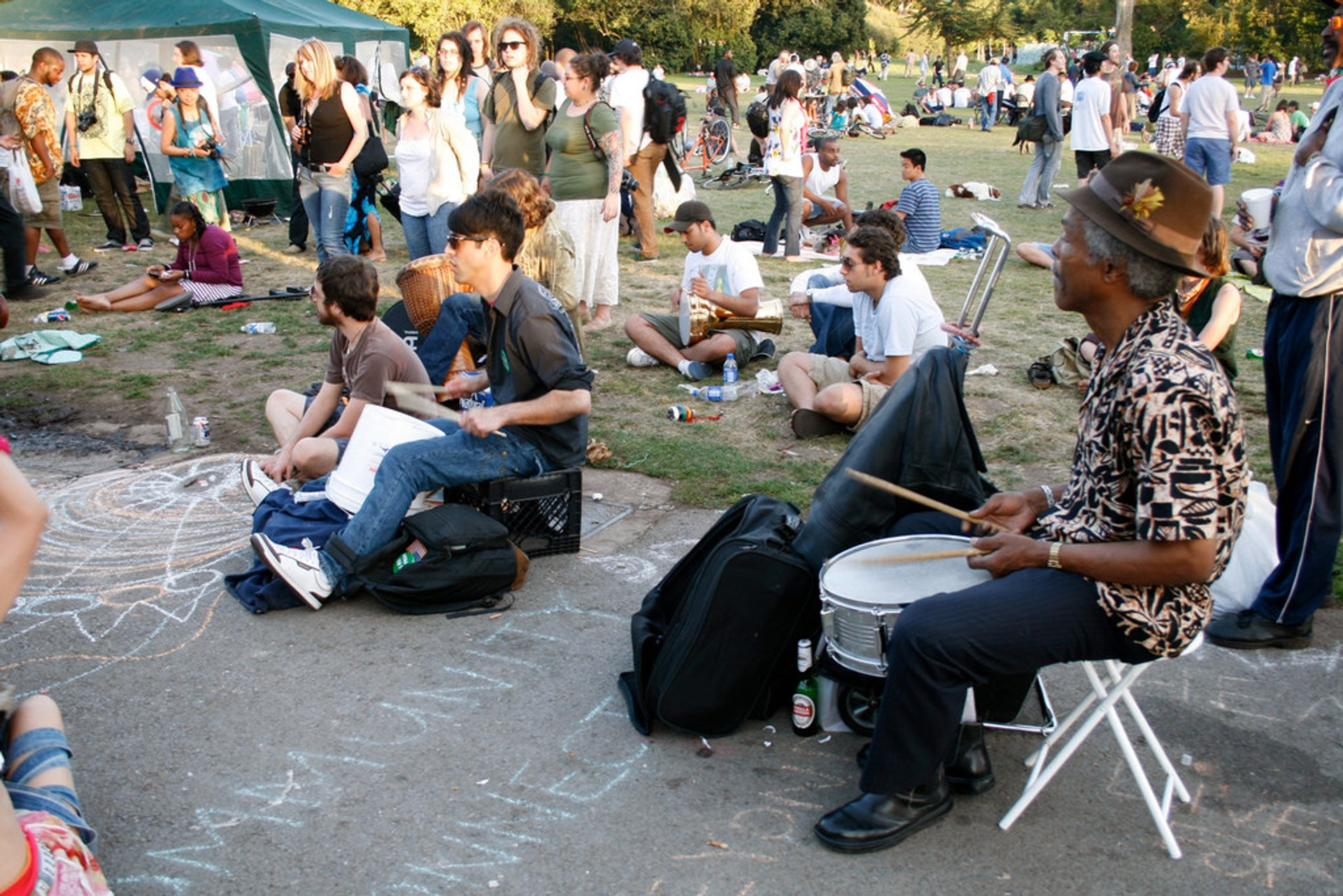 Best time for 420 Hippie Hill in San Francisco