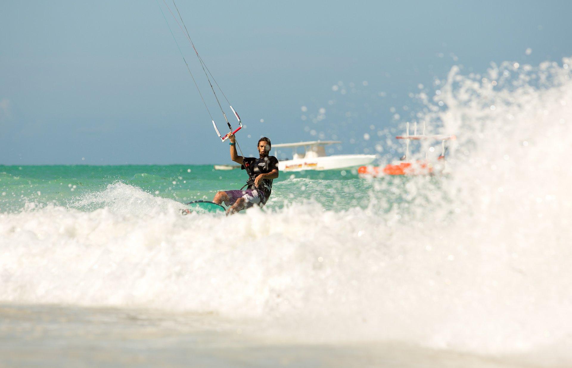 Kitesurfing in Zanzibar 2019 - Best Time