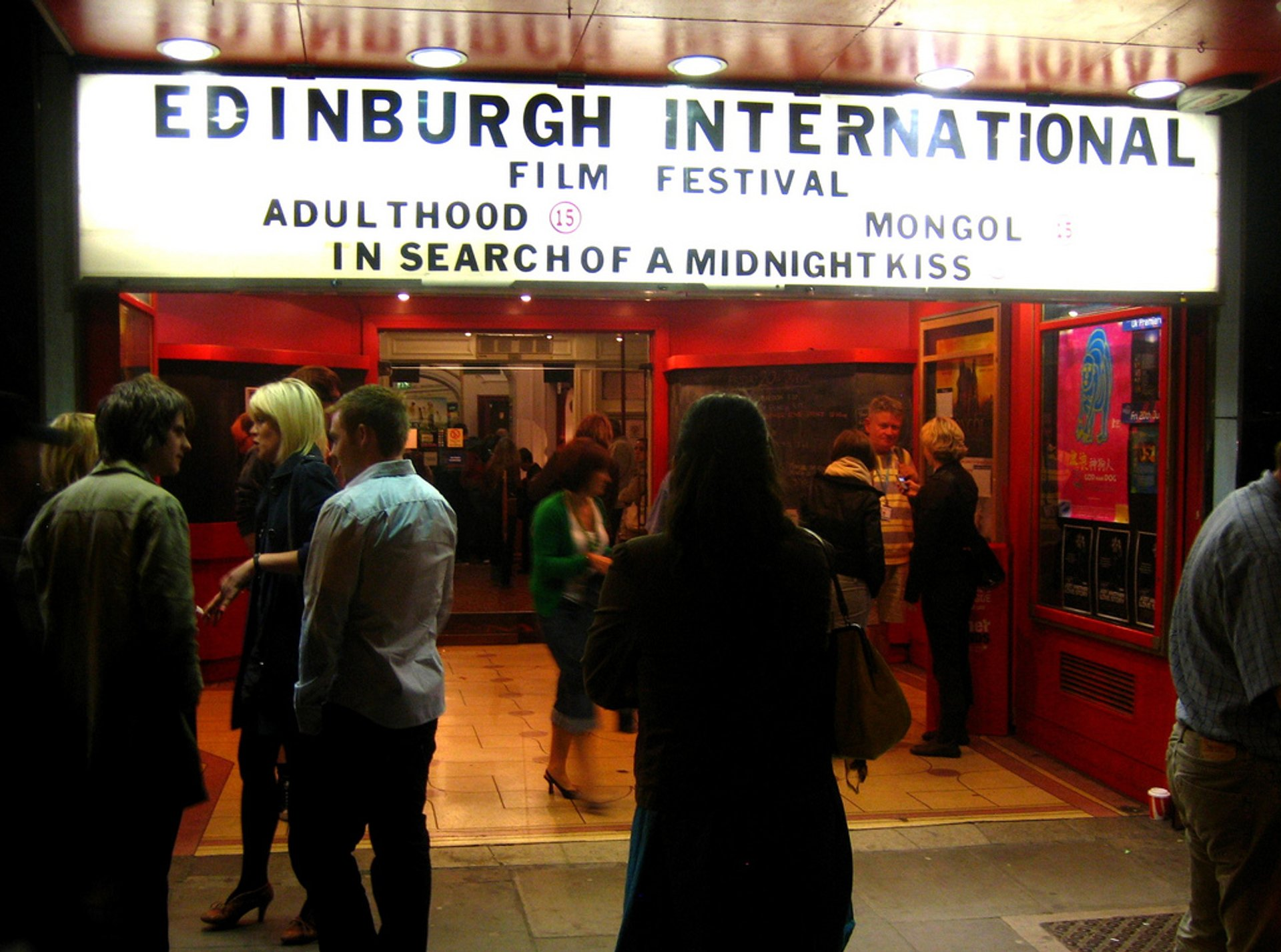 Edinburgh International Film Festival (EIFF) in Edinburgh 2020 - Best Time