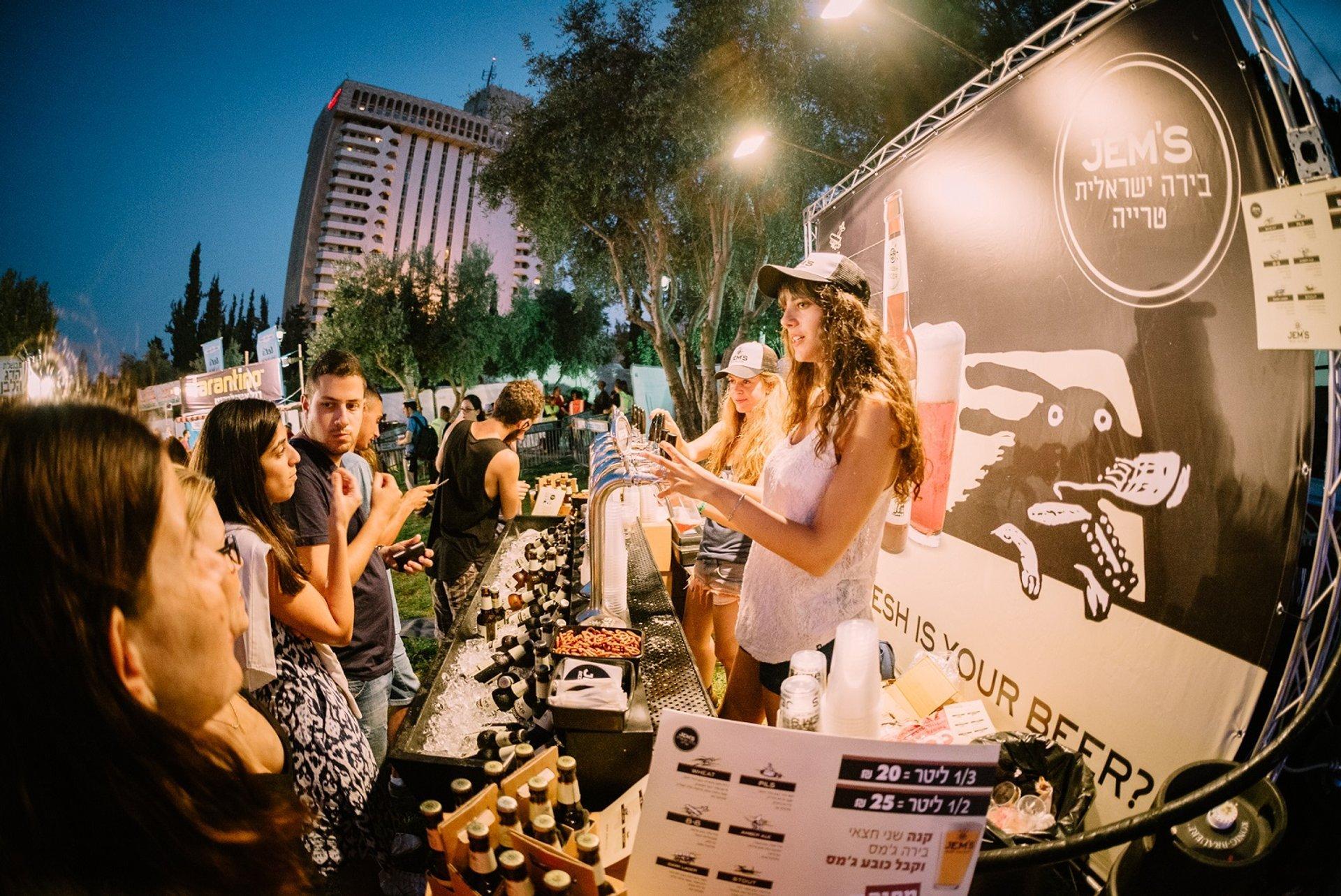 Jerusalem Beer Fest in Jerusalem 2020 - Best Time